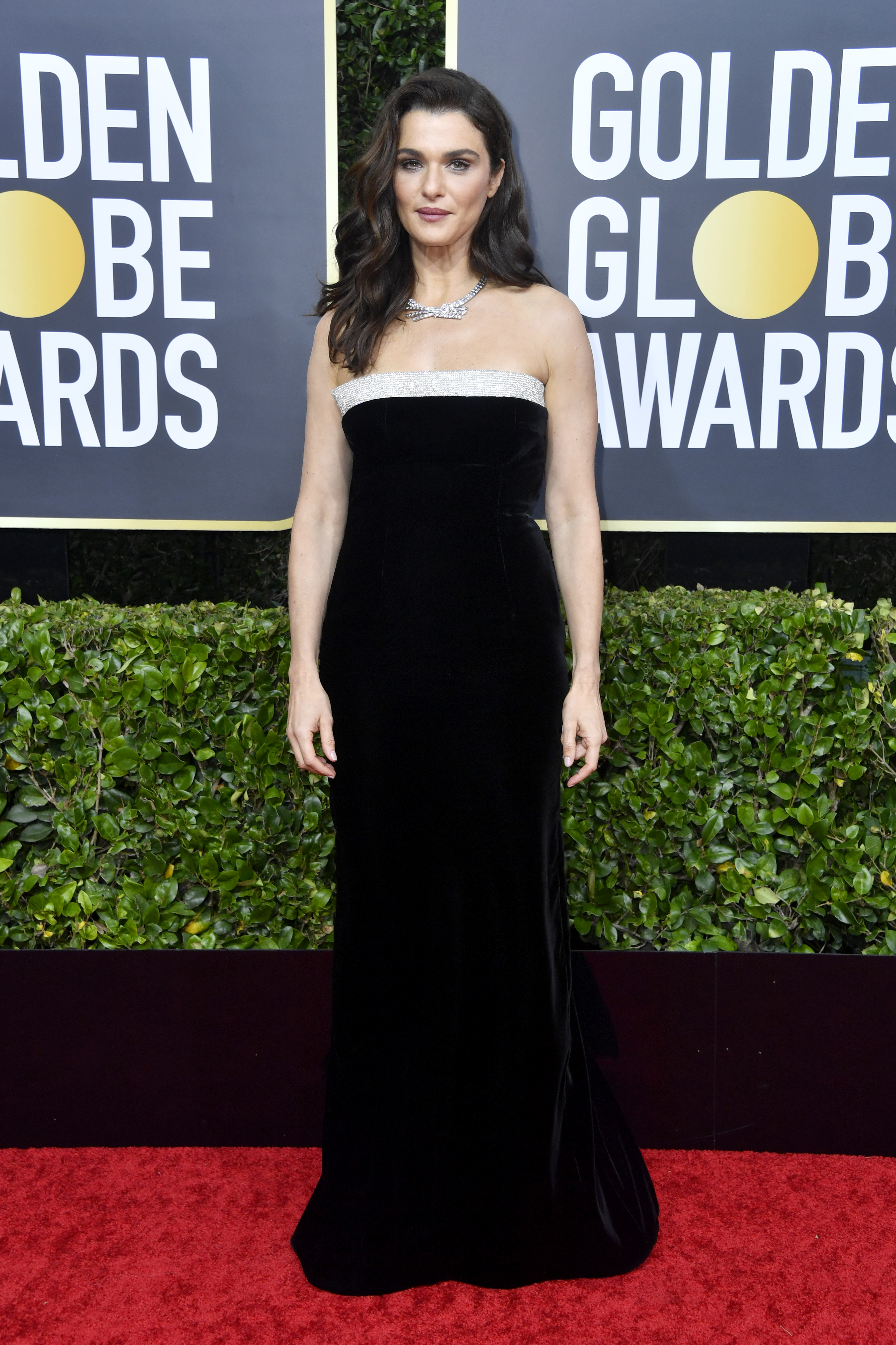 BEVERLY HILLS, CALIFORNIA - JANUARY 05: Rachel Weisz attends the 77th Annual Golden Globe Awards at The Beverly Hilton Hotel on January 05, 2020 in Beverly Hills, California. (Photo by Frazer Harrison/Getty Images)