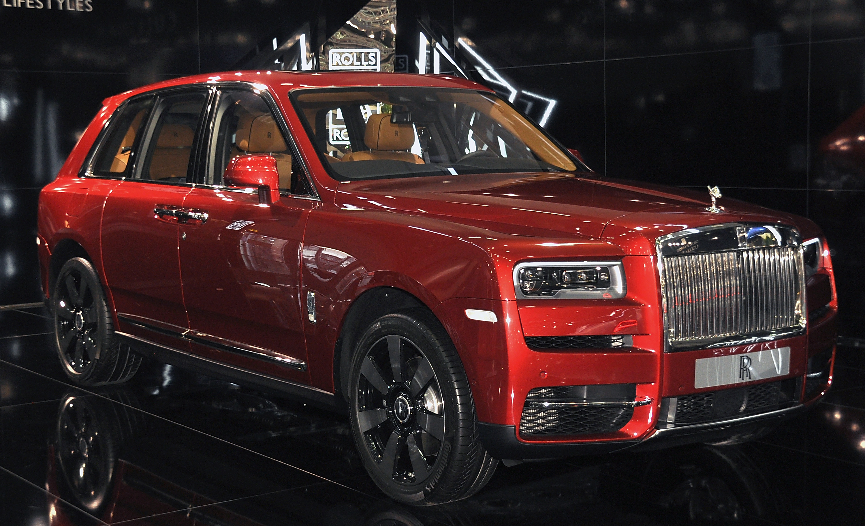 Rolls Royce Had A Record Year Powered By Cullinan Suv Sales