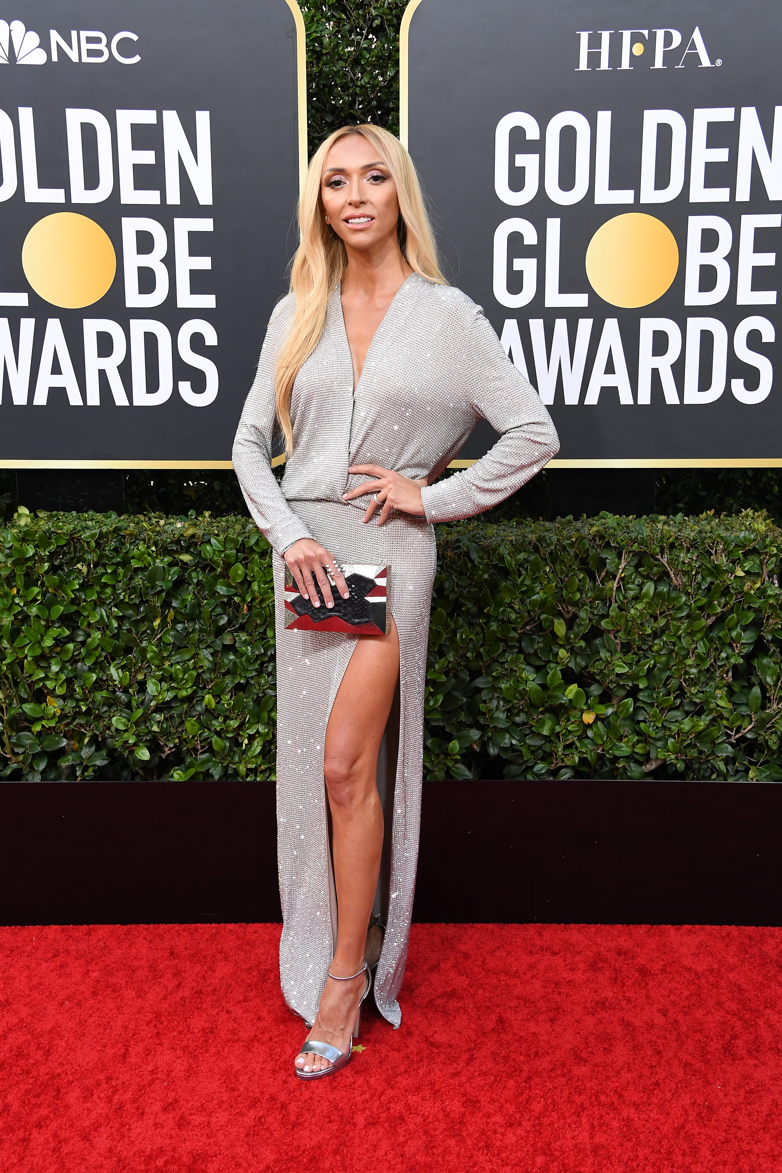 BEVERLY HILLS, CALIFORNIA - JANUARY 05: Giuliana Rancic attends the 77th Annual Golden Globe Awards at The Beverly Hilton Hotel on January 05, 2020 in Beverly Hills, California. (Photo by Steve Granitz/WireImage)
