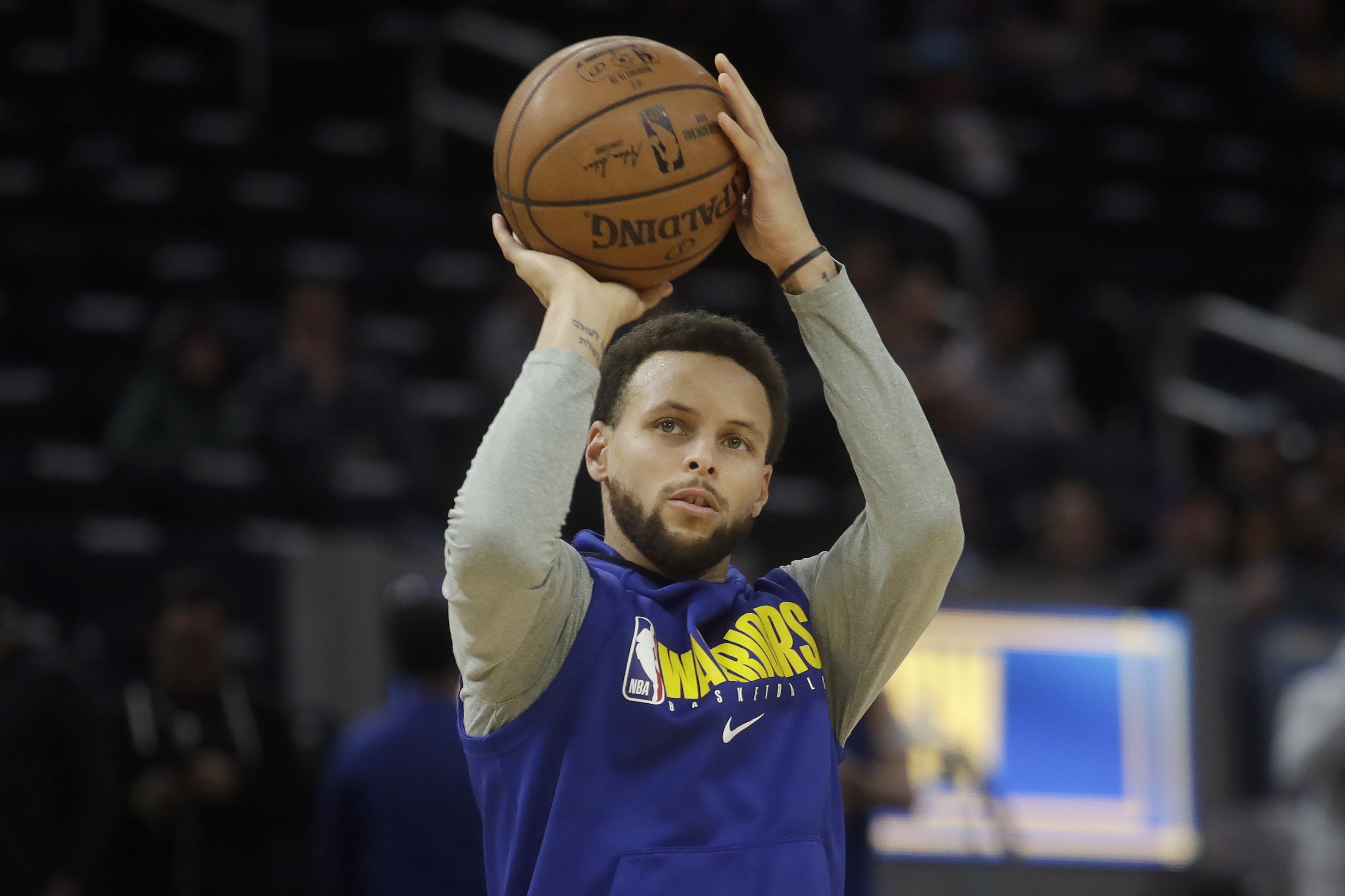Stephen Curry On Pace To Return In March