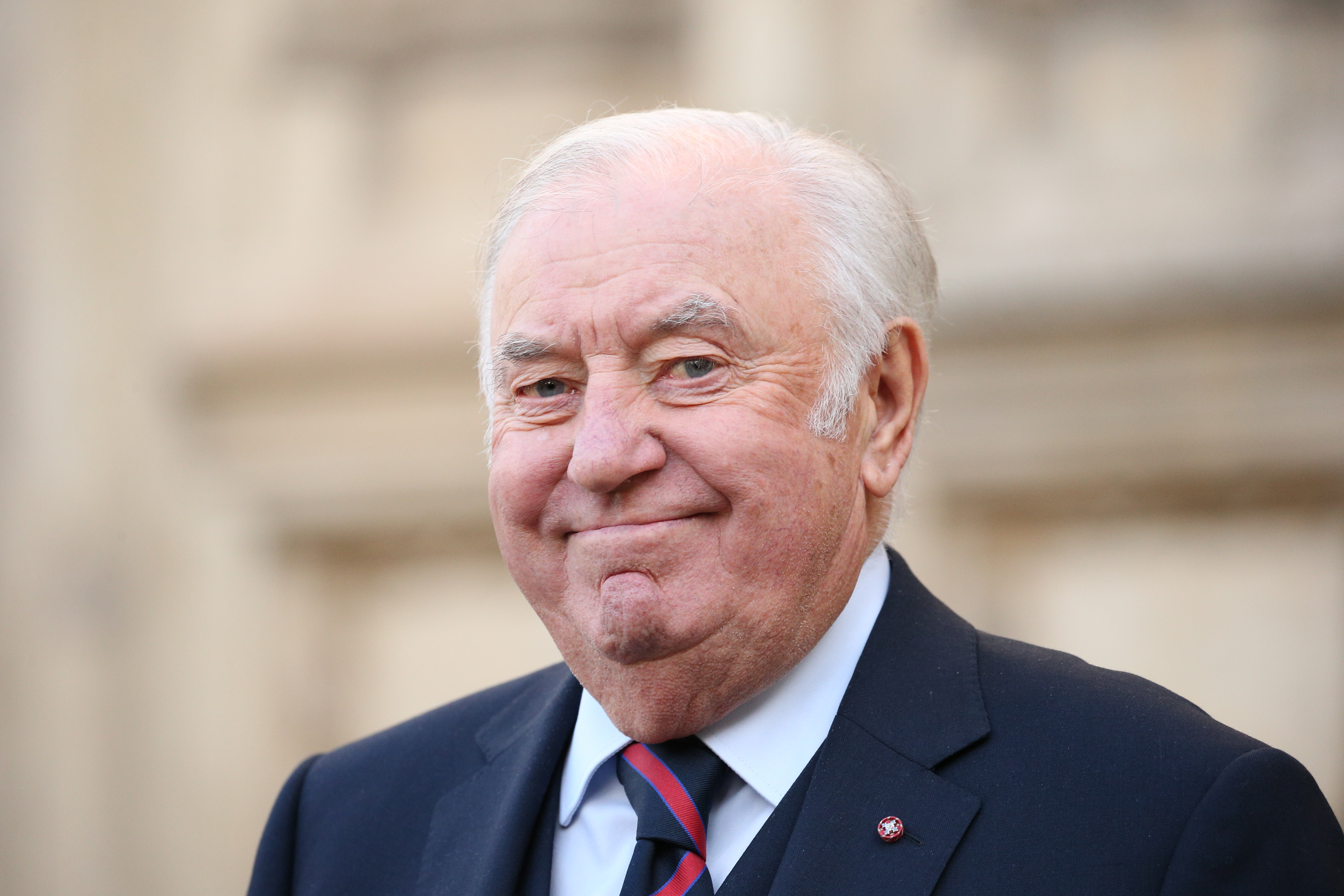 File photo dated 11/12/19 of Jimmy Tarbuck, who has been diagnosed with prostate cancer.
