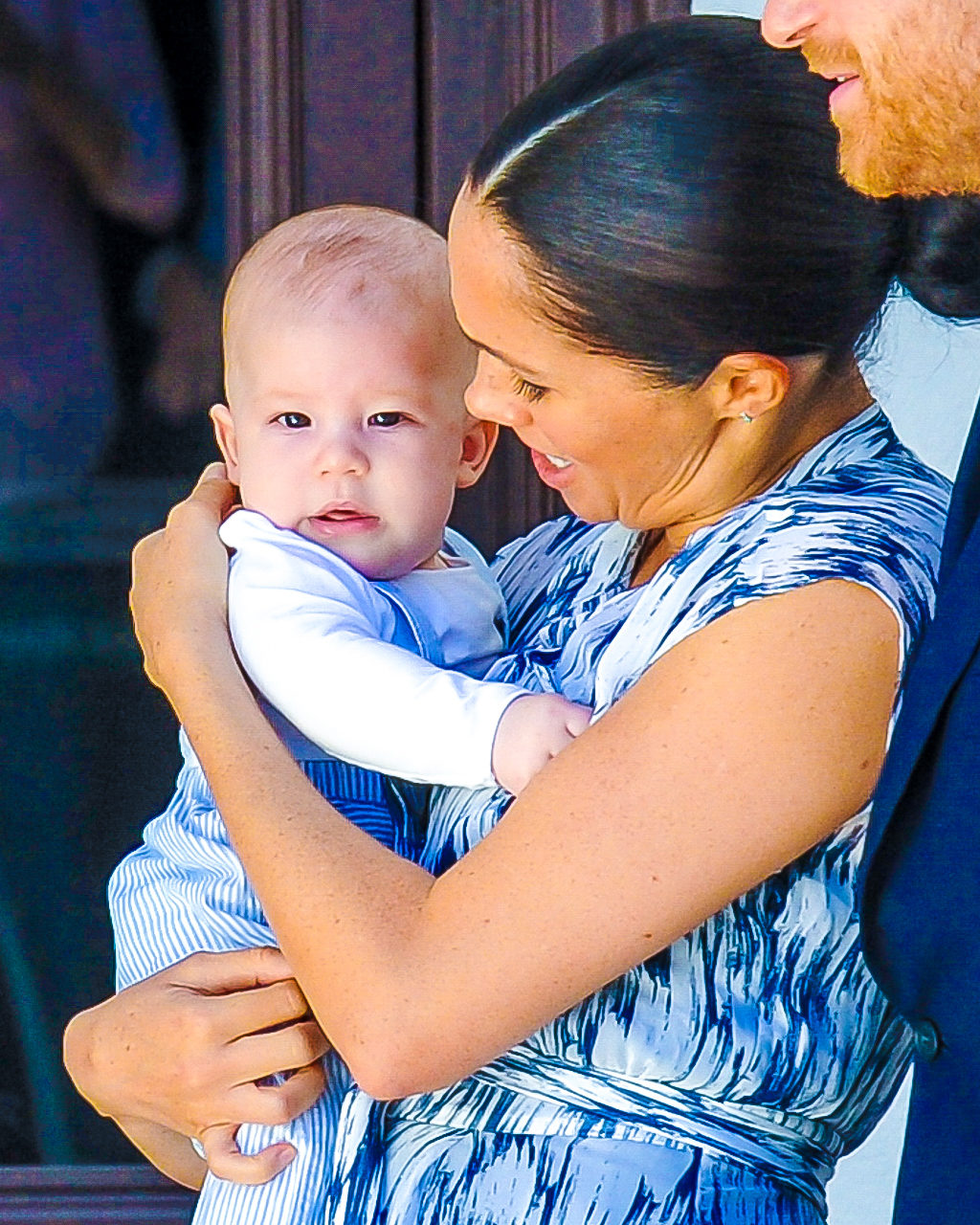 """The Prince Harry office has confirmed that he and his family will be spending """"private time"""" in Canada over the Christmas holidays. Harry, his wife Meghan and their 7-month-old son Archie will miss Queen Elizabeth II's traditional Christmas gathering at the Sandringham estate. Palace officials Friday night confirmed Harry's family is in Canada but did not provide details. Meghan lived in Canada for many years before she married Harry while she was filming the TV series """"Suits."""" (Photo by DPPA/Sipa USA)"""