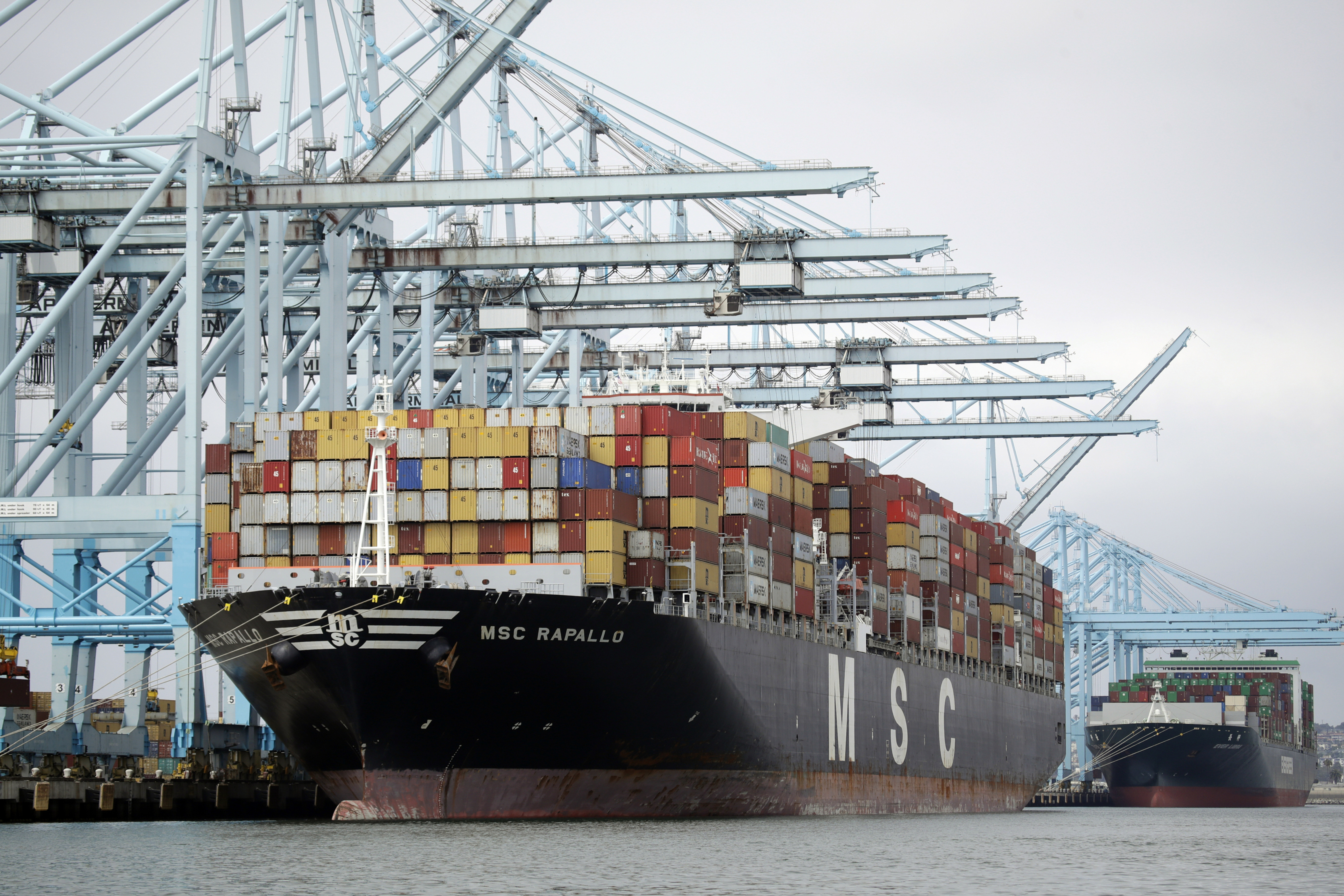 billionaire raises his bet on containerships