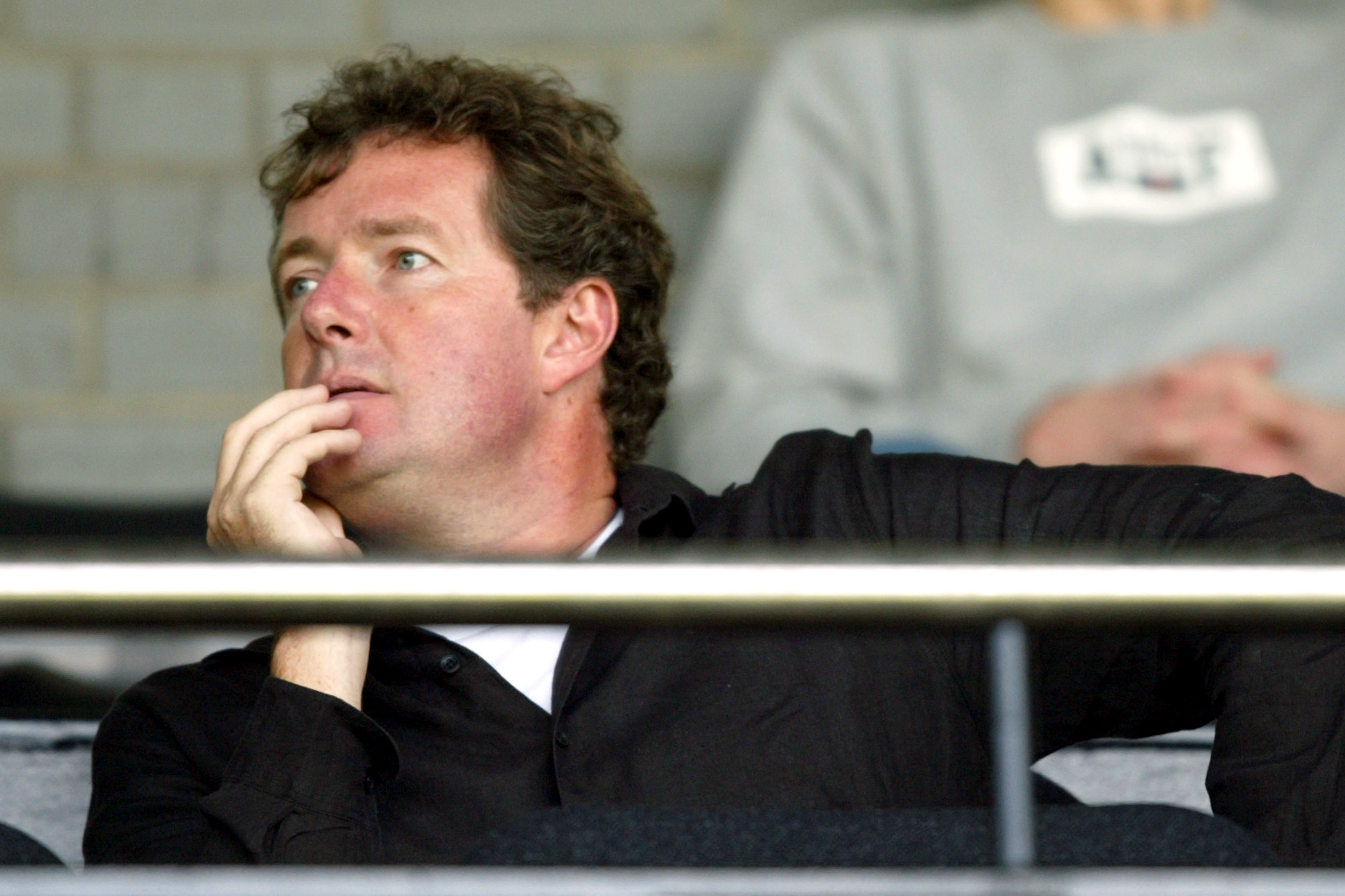 Piers Morgan, former Daily Mirror Editor and Arsenal fan