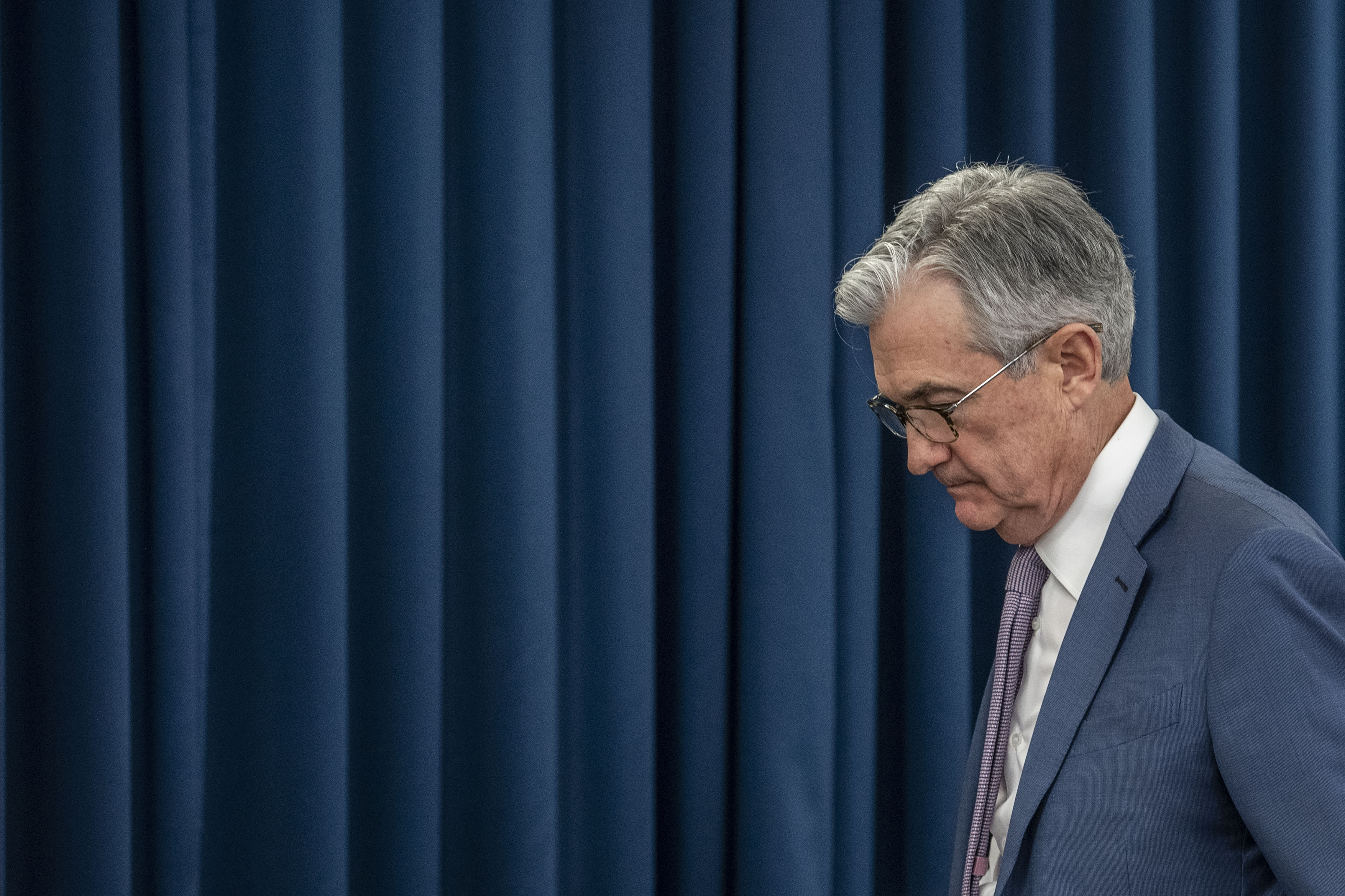 Federal Reserve Chairman Jerome Powell May Be Trying To Squash The Stock Market Bubble