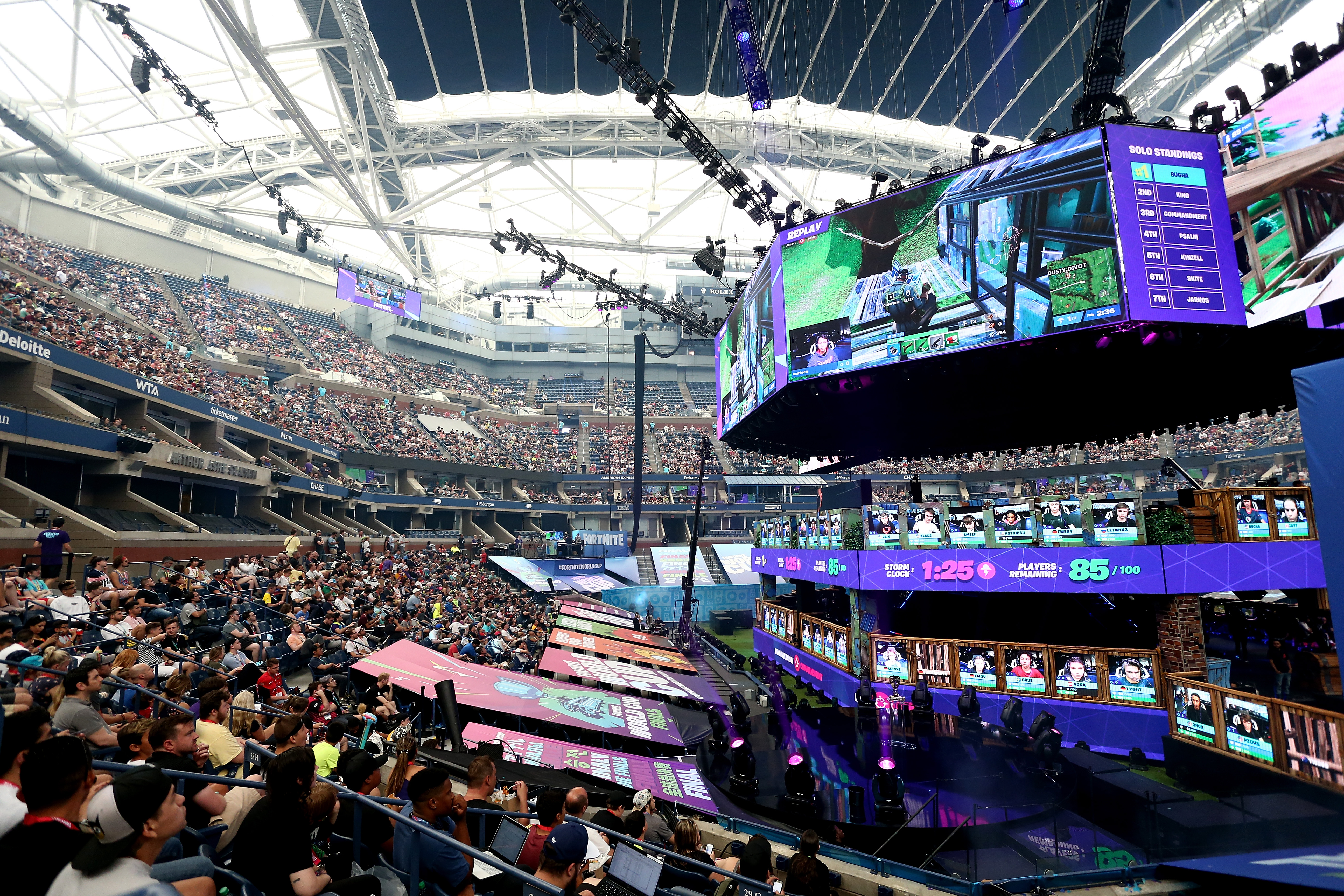 When Did The Fortnite World Cup Start Epic Cancels 2020 Fortnite World Cup Engadget
