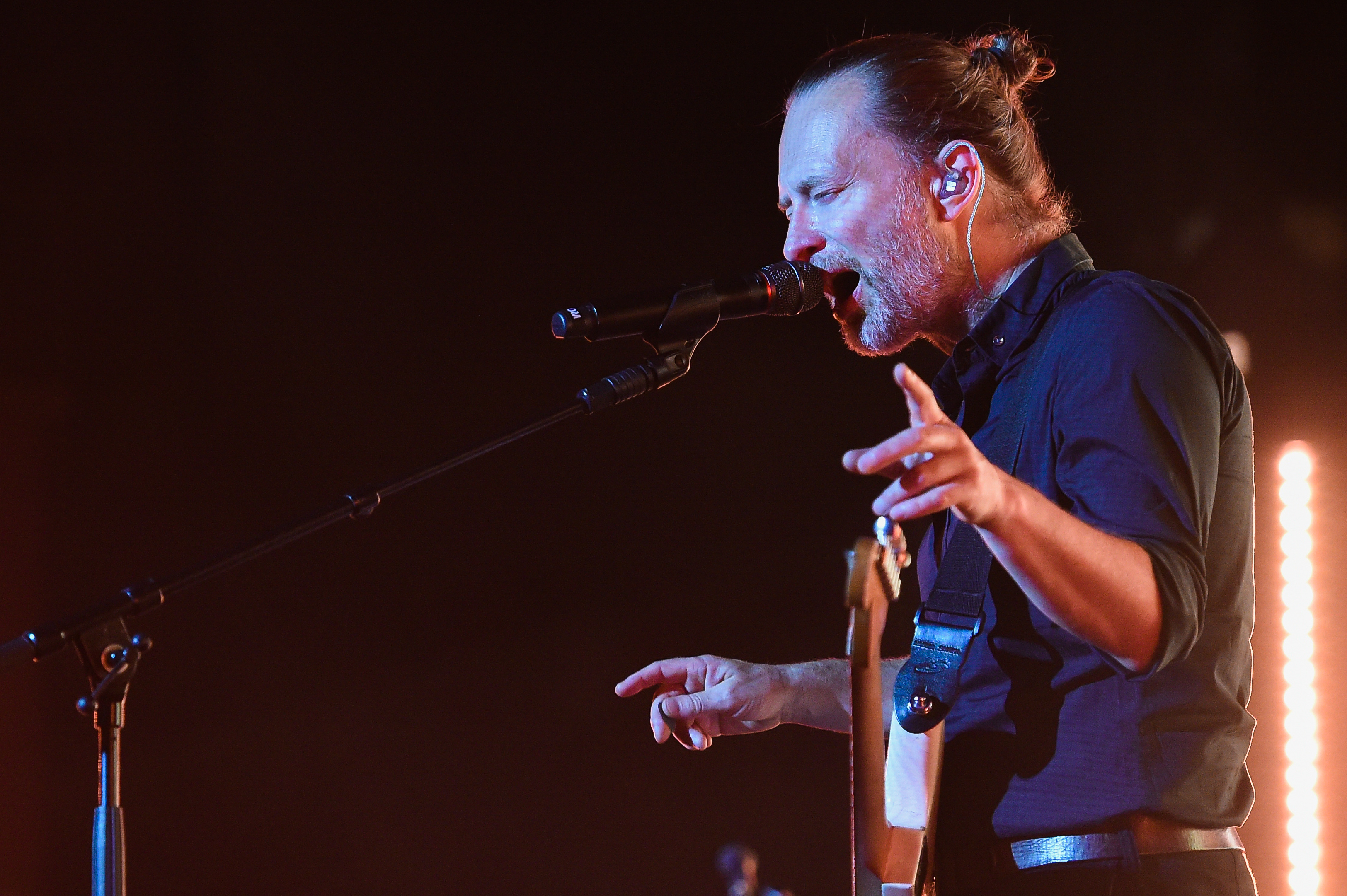 photo of Radiohead is uploading concert films to YouTube for isolated fans image