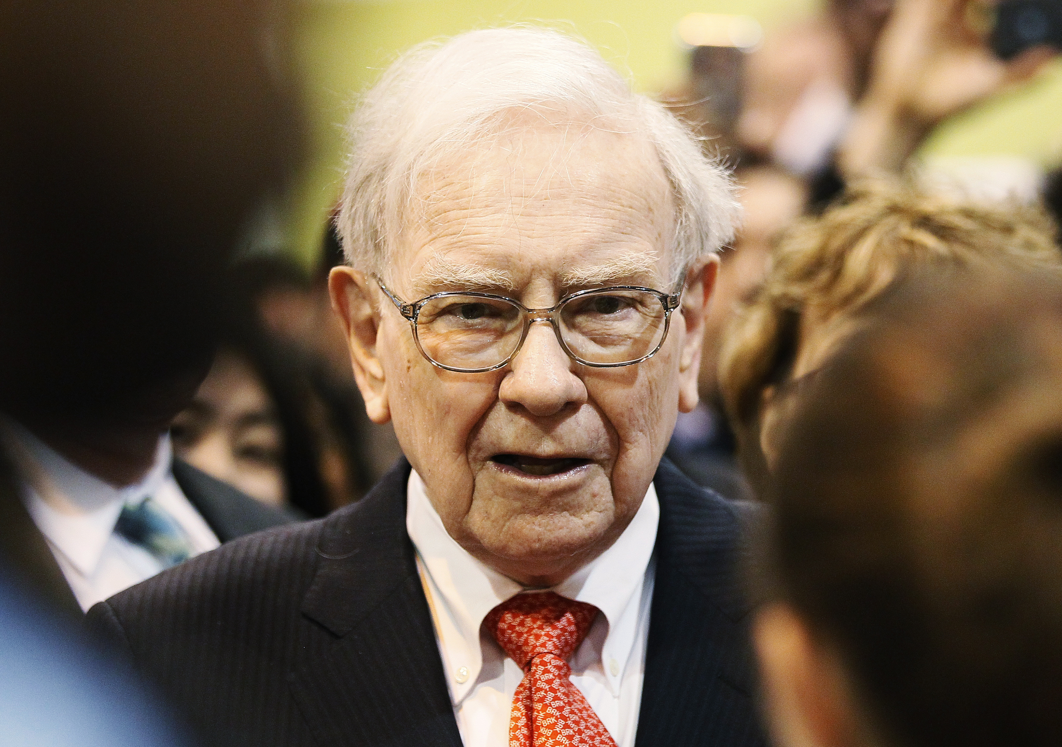 Buffett has now given half of his Berkshire shares to charity, announces resignation from Gates Foundation