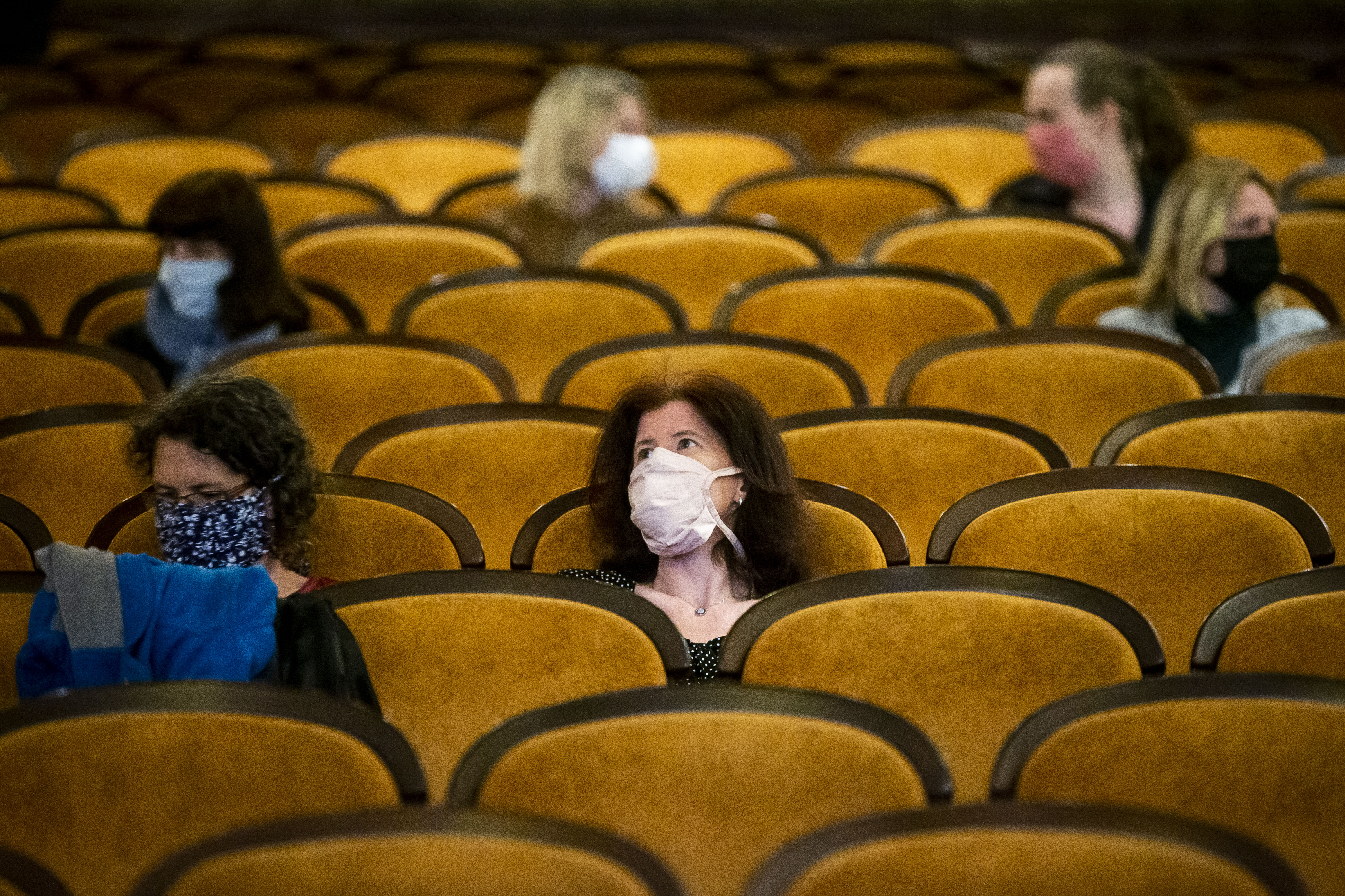 The Future Of Movie Theaters How New Safety Guidelines Will Change Filmgoing