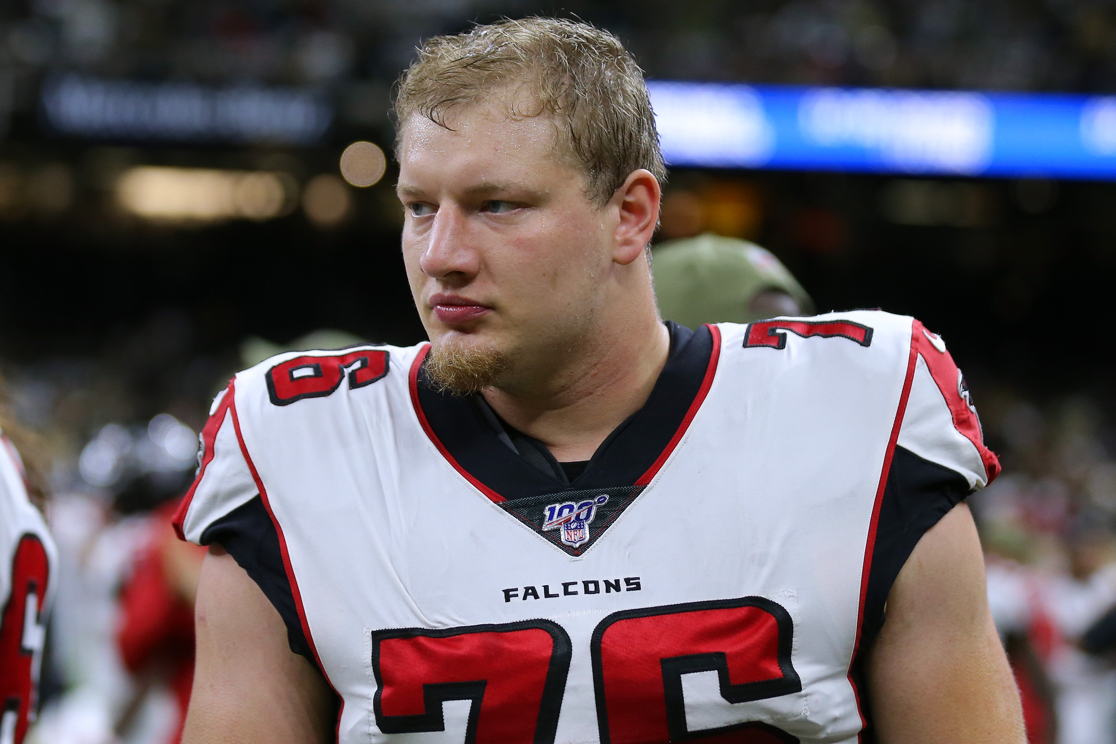 Falcons OT Kaleb McGary apologizes for George Floyd protests tweet