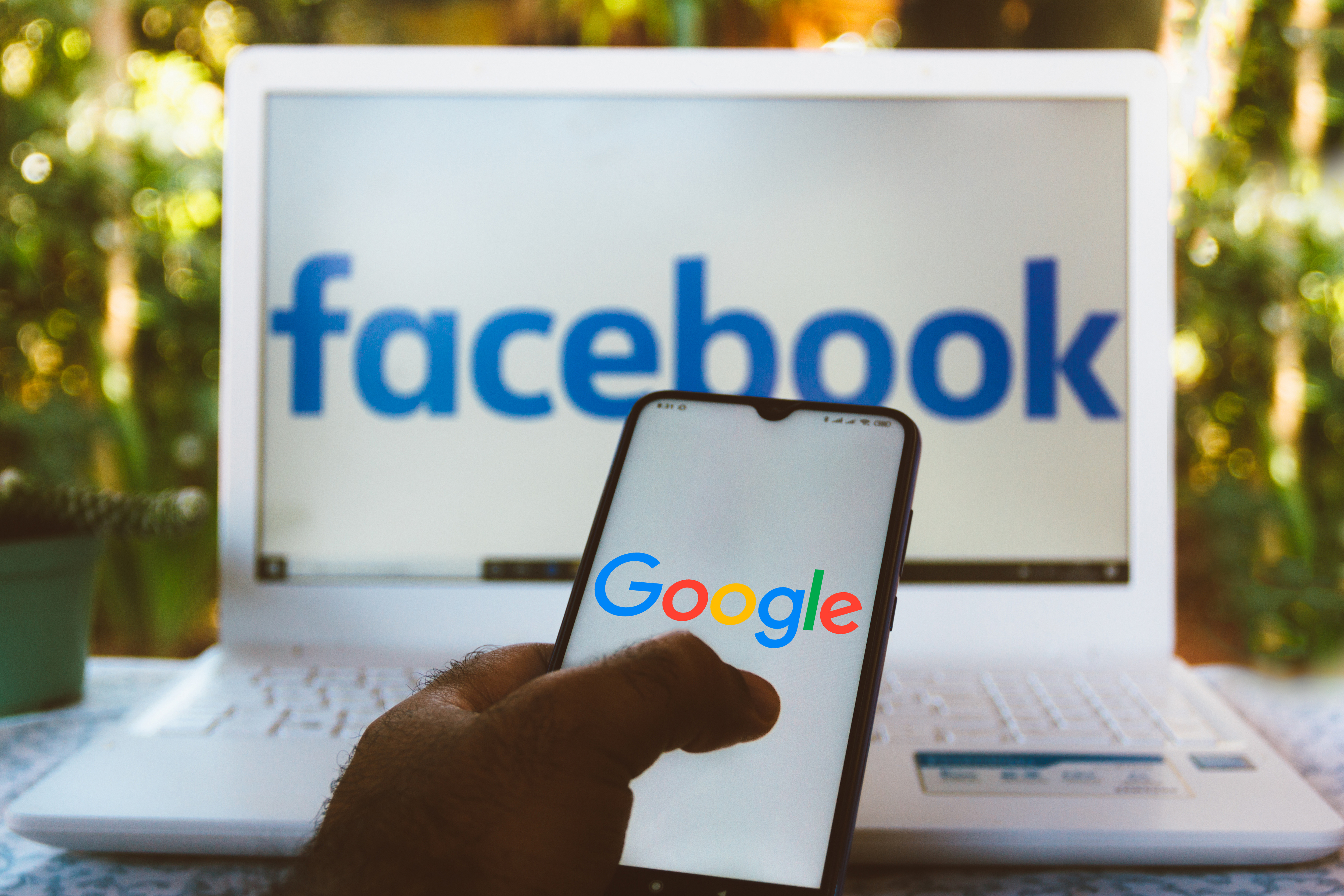 Facebook and Google allegedly cut a deal that reduced ad competition