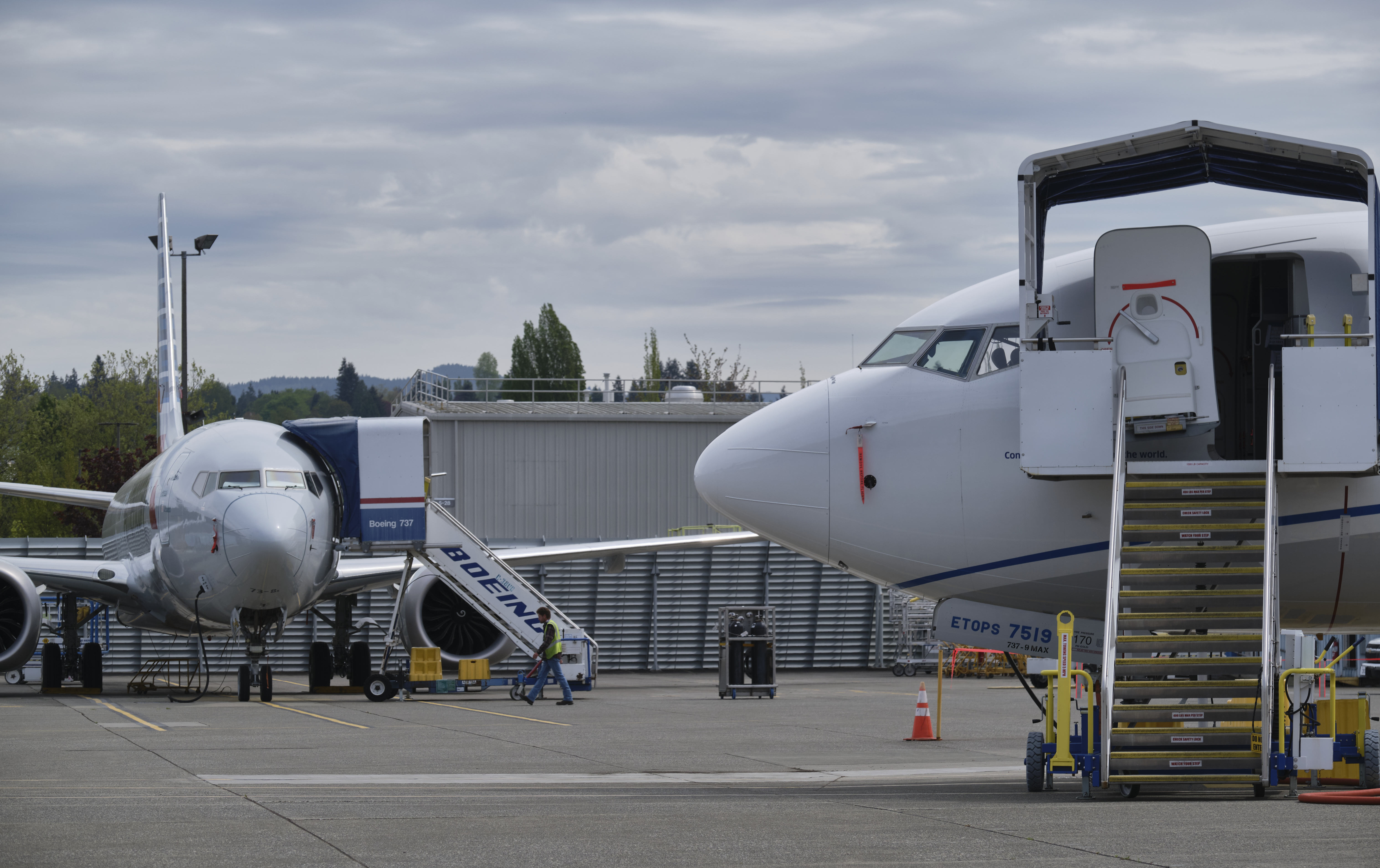 photo of Boeing poised to start crucial 737 Max flight safety tests tomorrow image