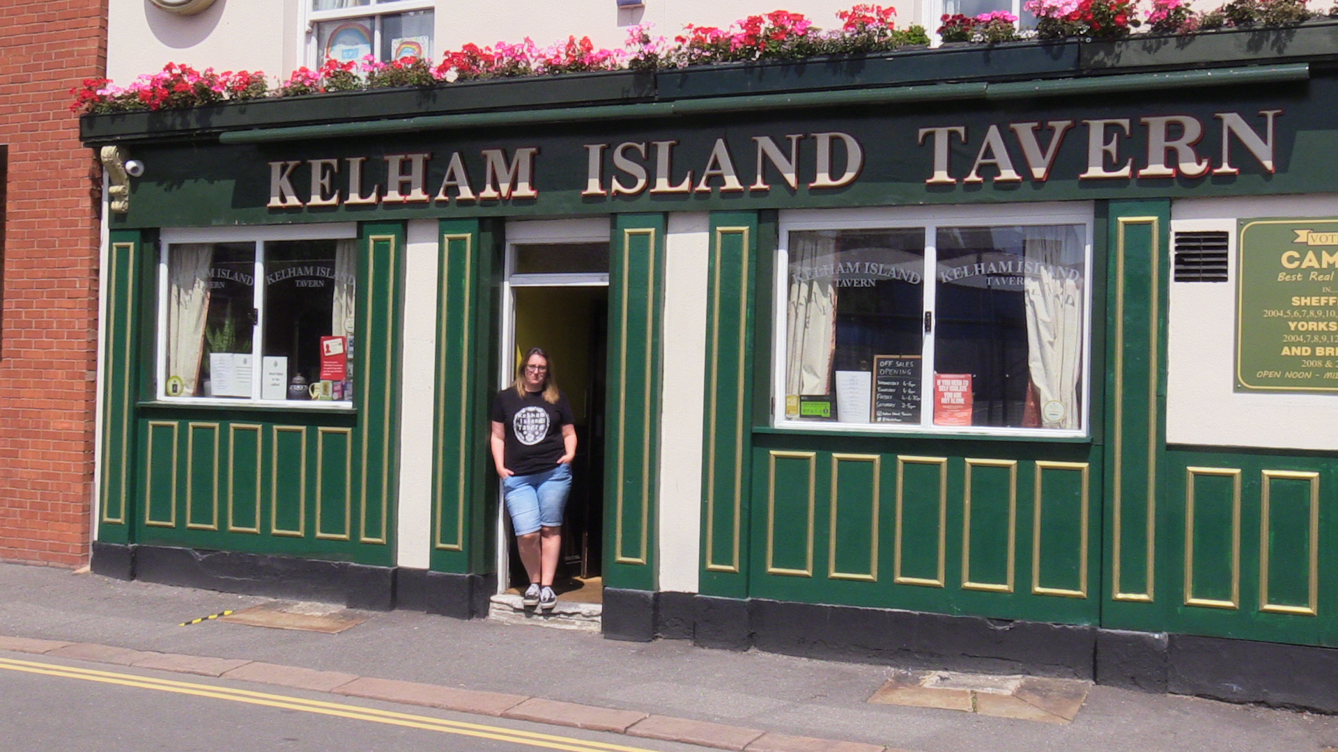 Louise Singleton, landlady of Sheffield's Kelham Island Tavern, says she has got a little over a week to work out everything from sourcing her beer to training her staff for a whole new world of table service, one-way systems and spaced-out tables, as landlords say they will be poring over the Government's guidelines to work out exactly how they will have to adapt their pubs and still survive in the new post-lockdown world.