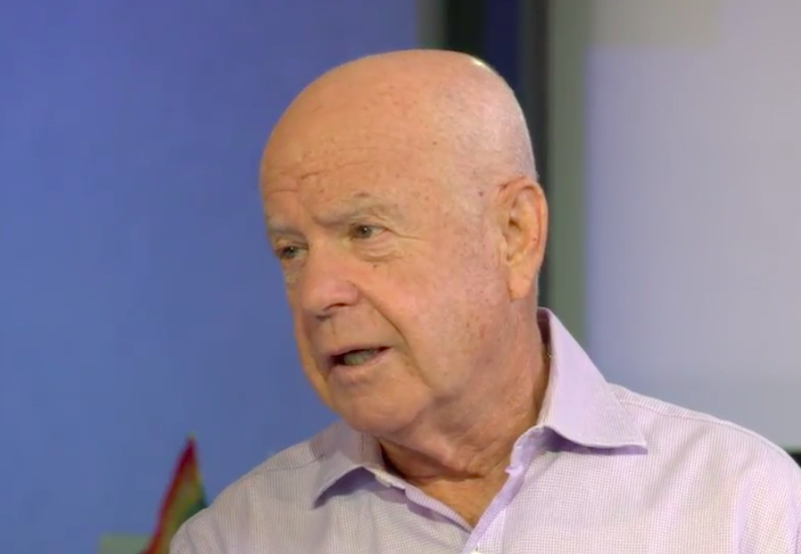 Bankruptcy guru Edward Altman sees similarities to 2007 in the credit market today