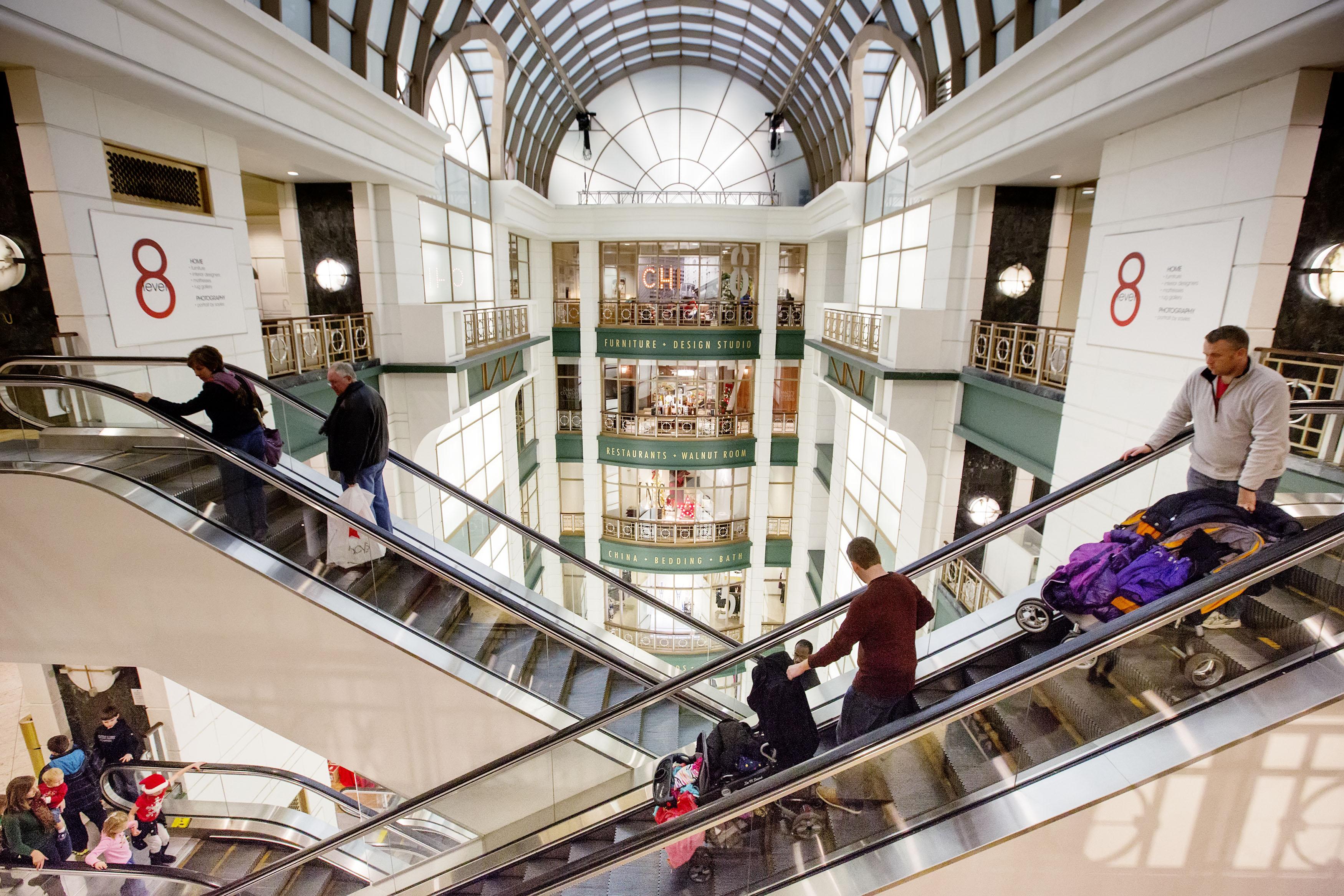 Hurricane Harvey slams U.S. retail sales, industrial output