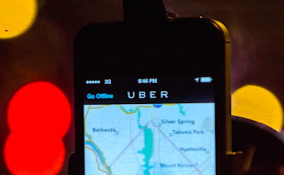 SoftBank wants to drive Uber at a massive discount