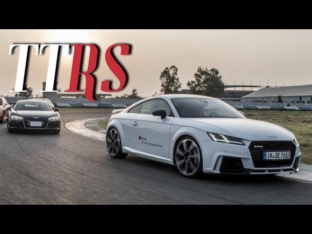 極限突破 Audi TT RS