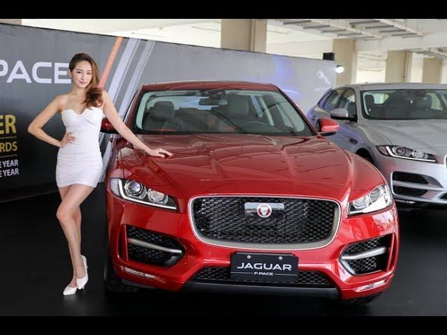 18年式Jaguar F-Pace車系在台發表