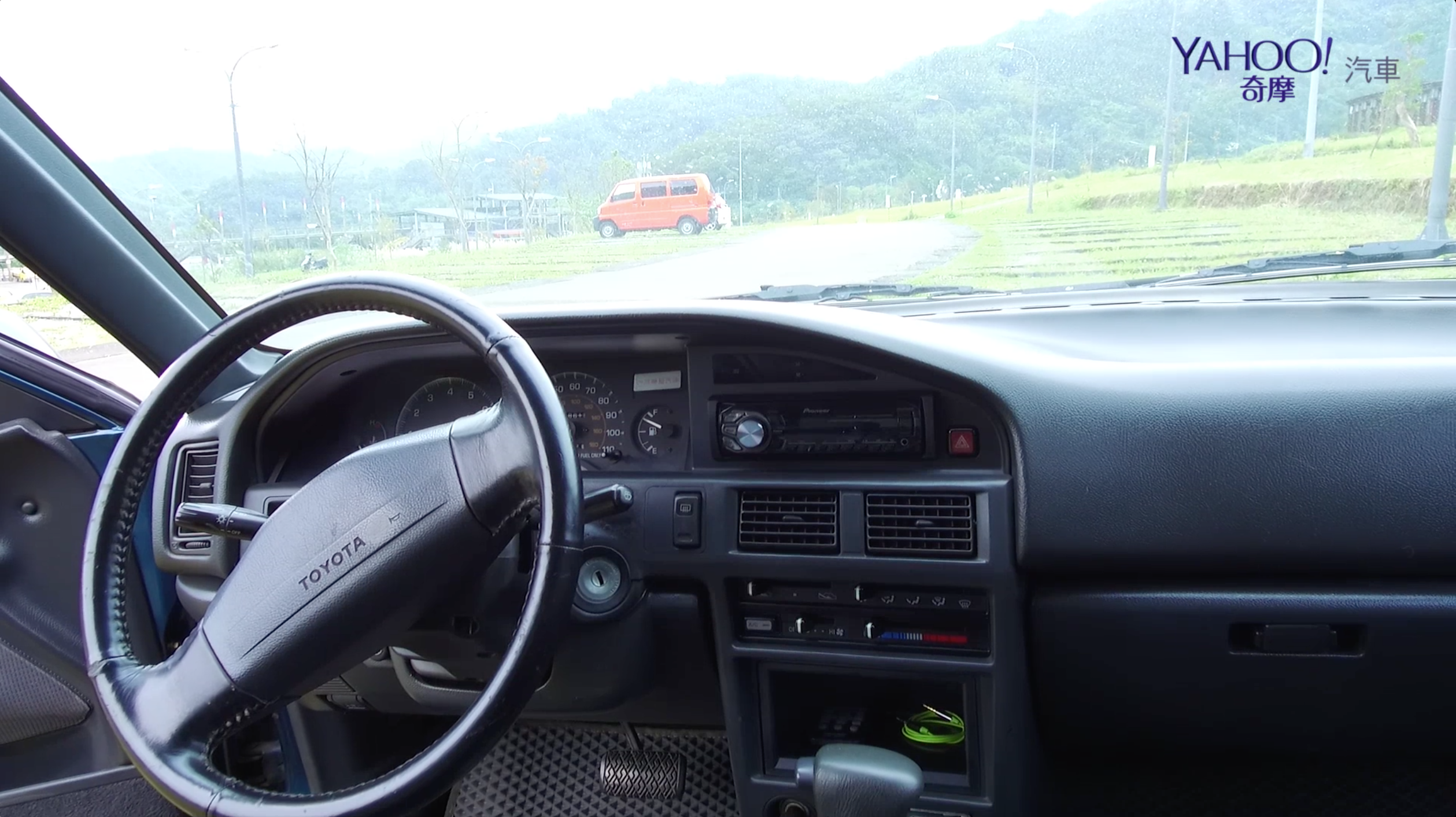 【頂極老汽車】Vol.4 神車Altis的前身 - 1991年TOYOTA Corolla 六代 L-Touring Limited