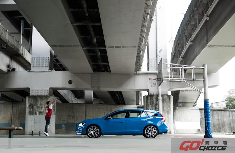【GoChoice購車趣】Volvo V60 Polestar 紳士武裝
