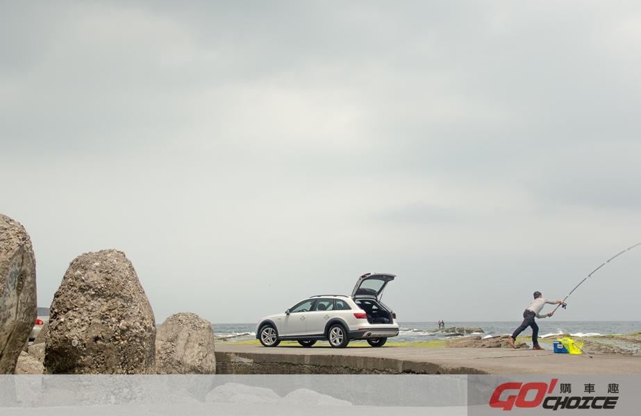 【GoChoice購車趣】AUDI A4 allroad quattro 漂亮的揮竿