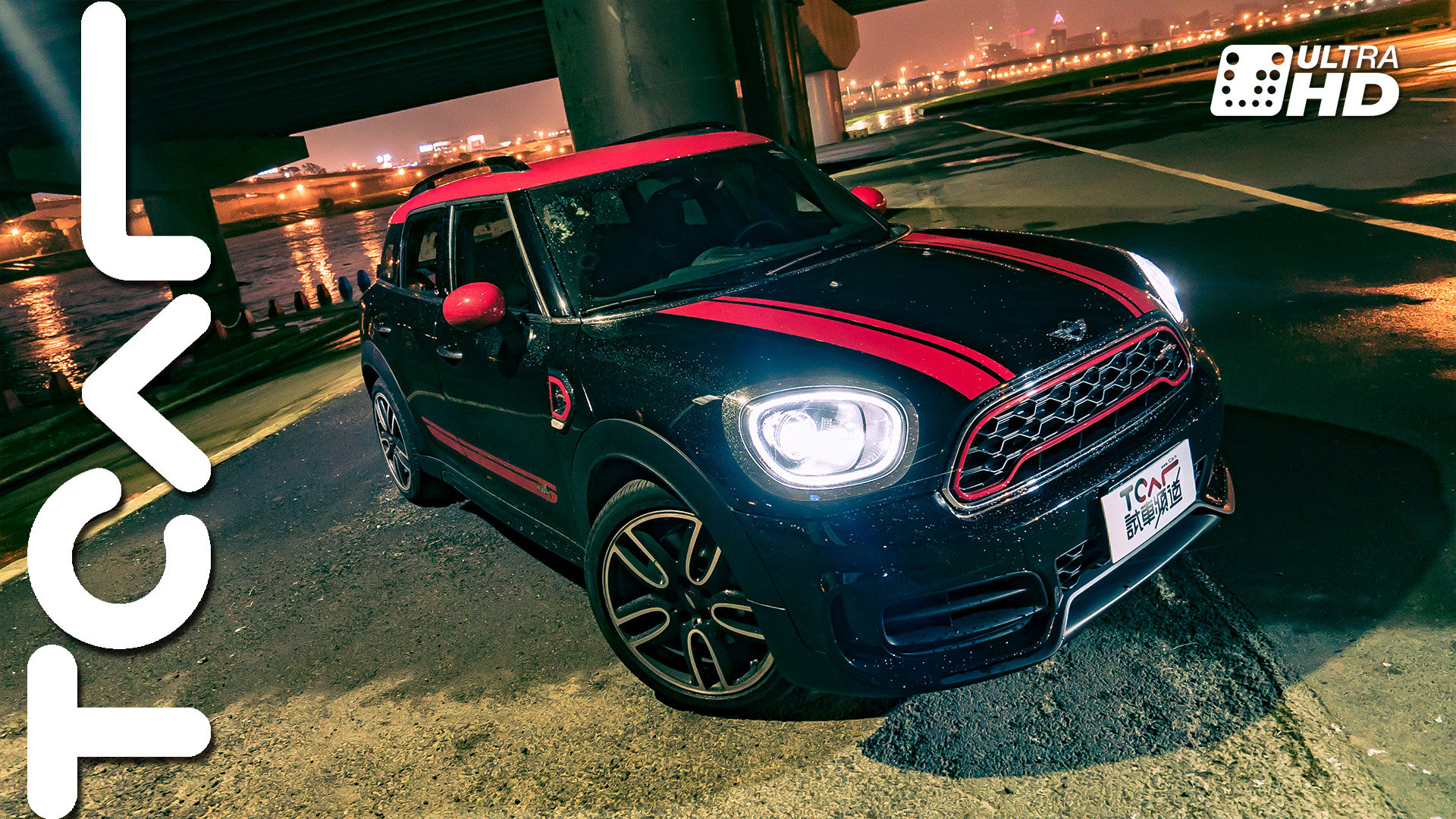 俏皮大辣椒 MINI John Cooper Works Countryman ALL4 新車試駕 - TCAR