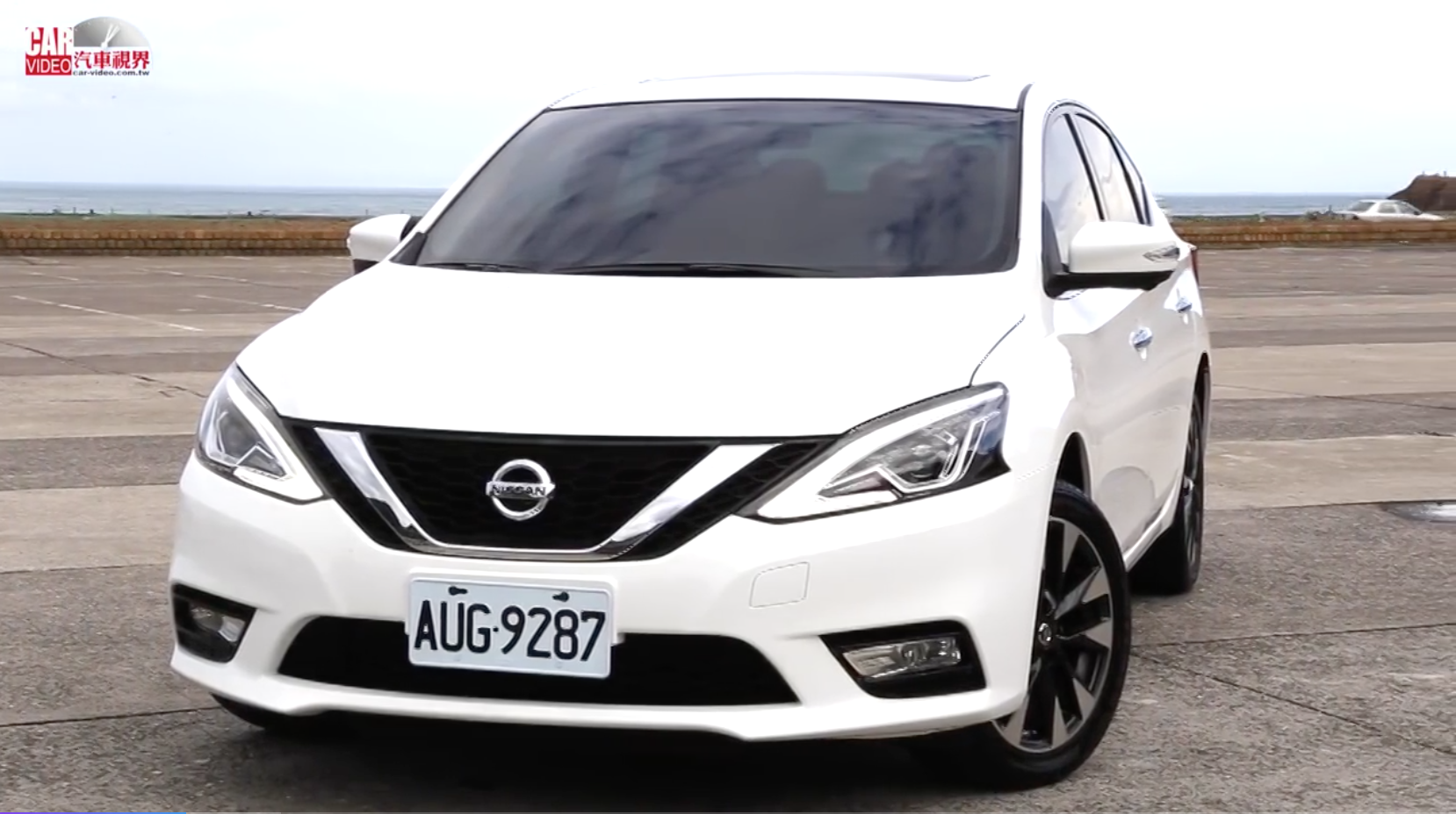 全新 Nissan Sentra 小改款