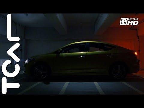 韓潮飛星 新車夜試 Hyundai Elantra Sport 新車試駕 - TCAR