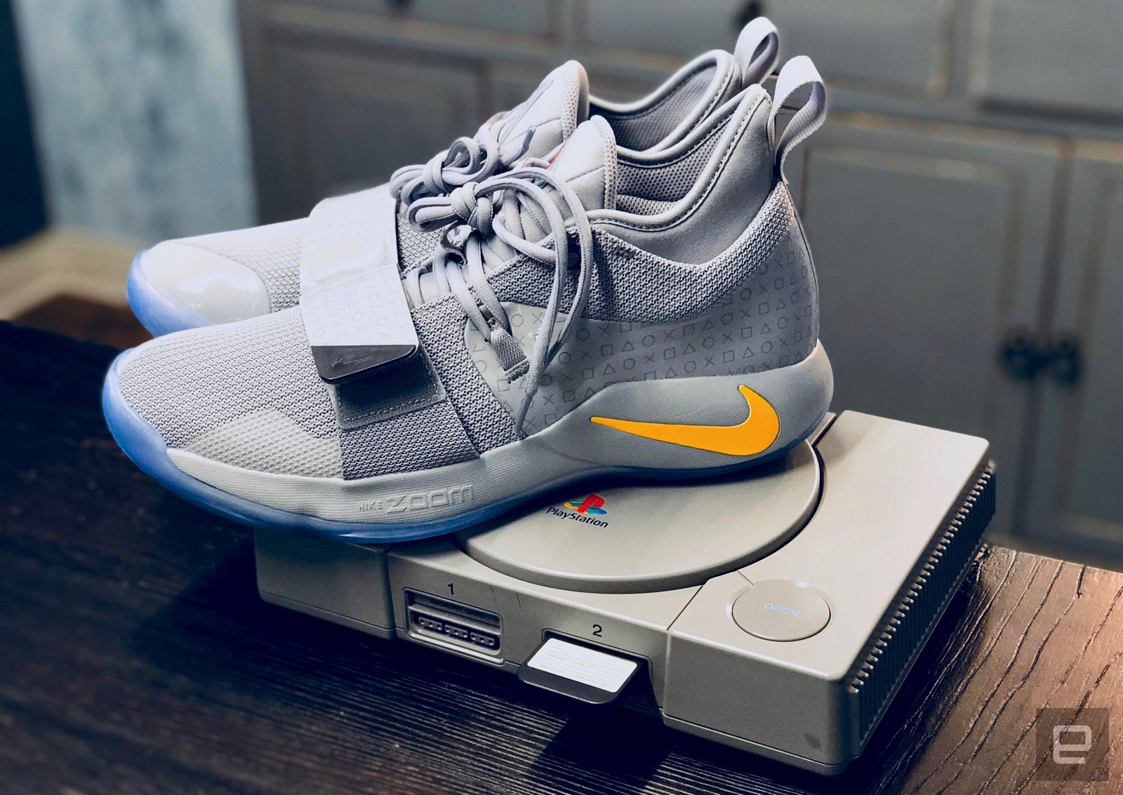 9c81ac519893 Nike s new PlayStation sneakers pay homage to Sony s classic console - The  MagicBox Forums