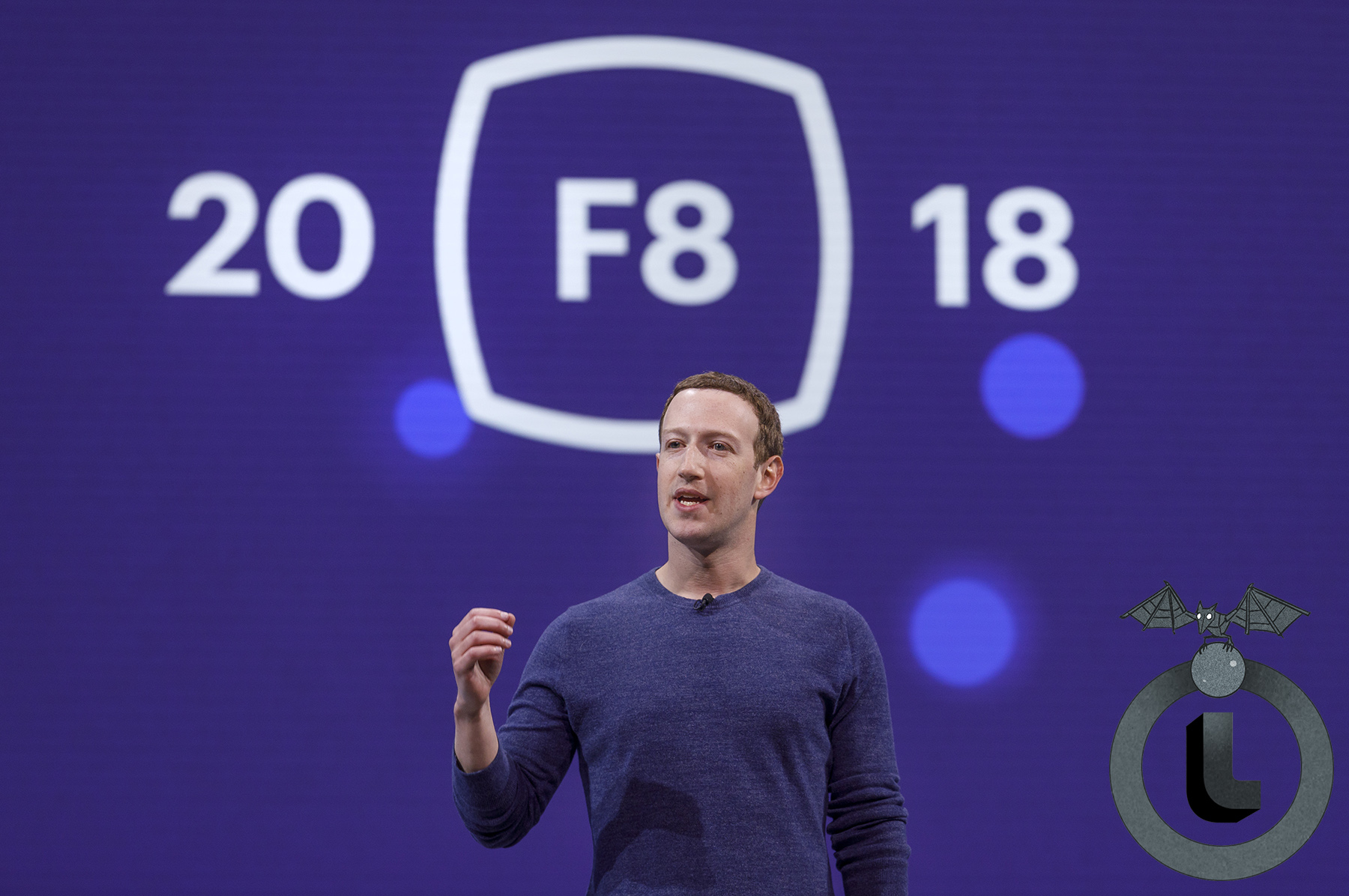 Facebook's terrible 2018