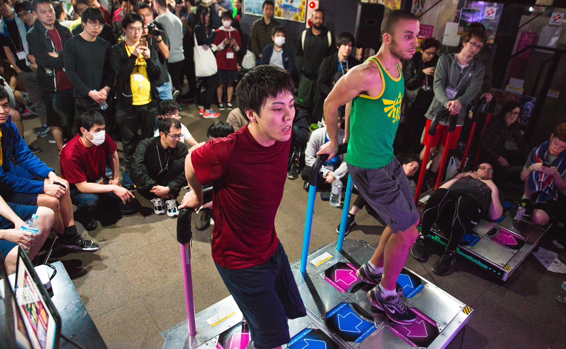 When esports blew up, DDR moved to the suburbs