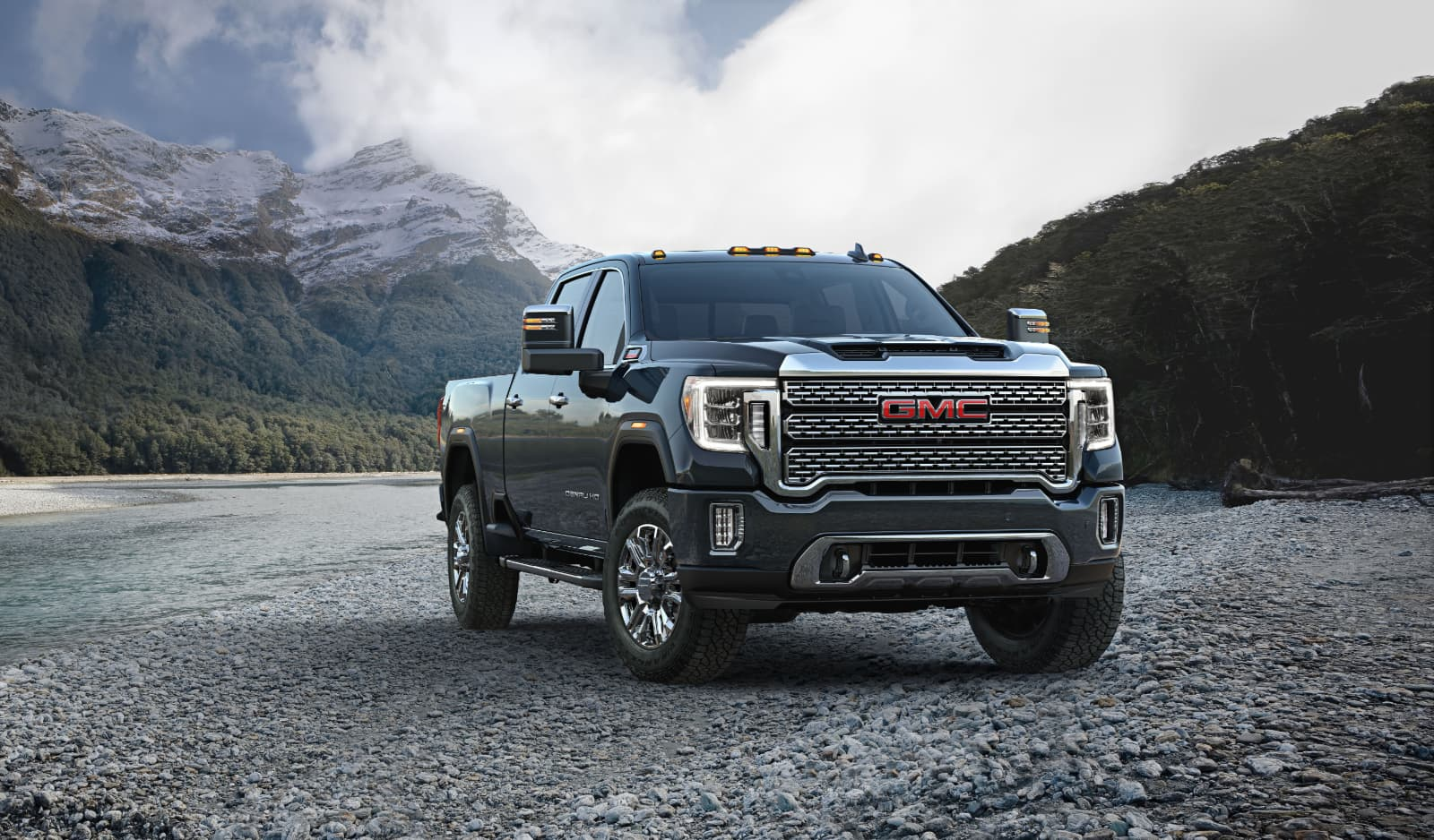 GMC 2020 Sierra Heavy Duty pickup truck