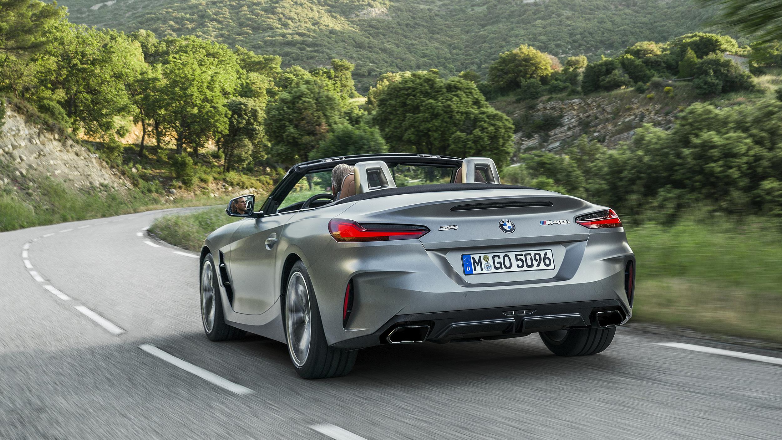 מתוחכם BMW releases updated 0-60-mph time for Z4 M40i, making it quicker QG-22