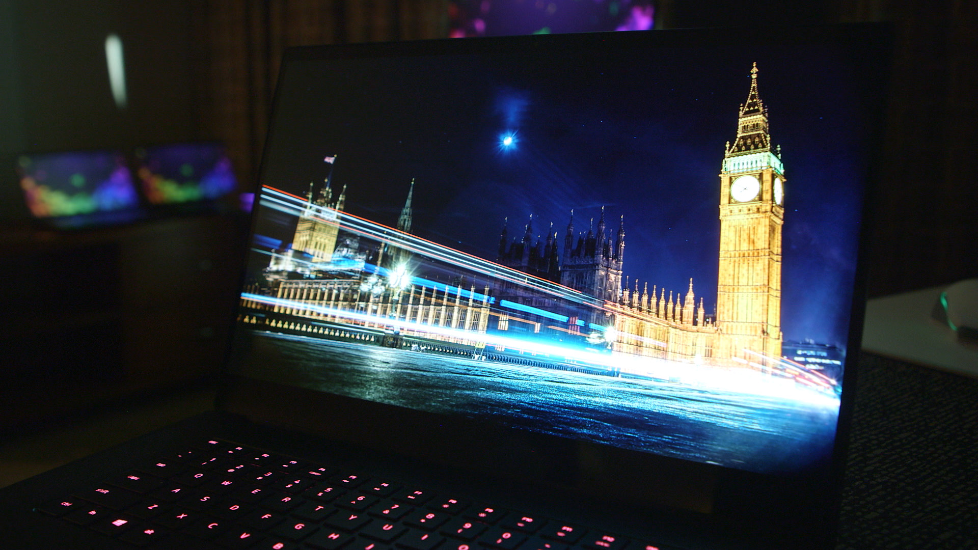 OLED screenshot