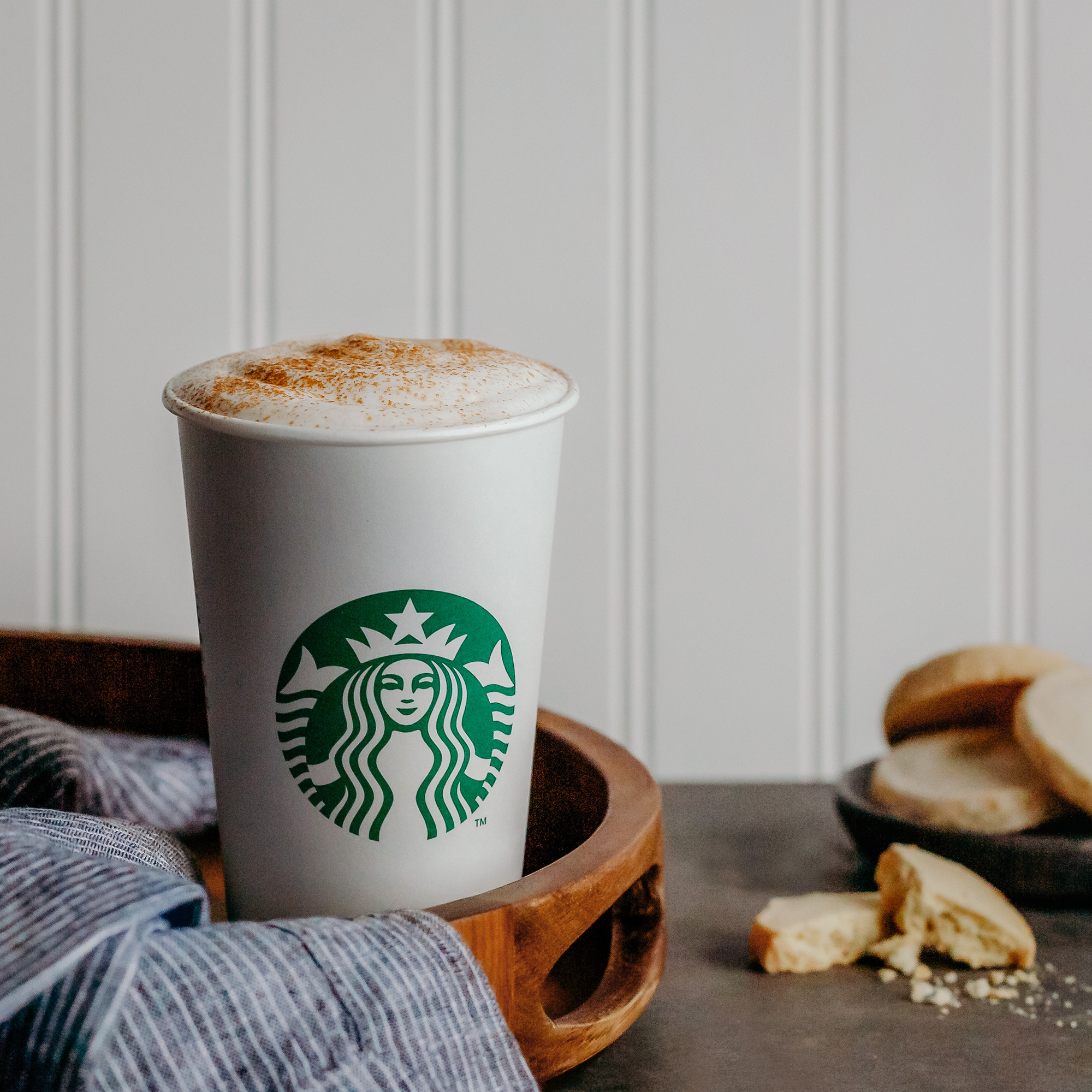 Has Tastes New Like Latte A Just Aol Starbucks Cookie Butter That fvb7Yg6y