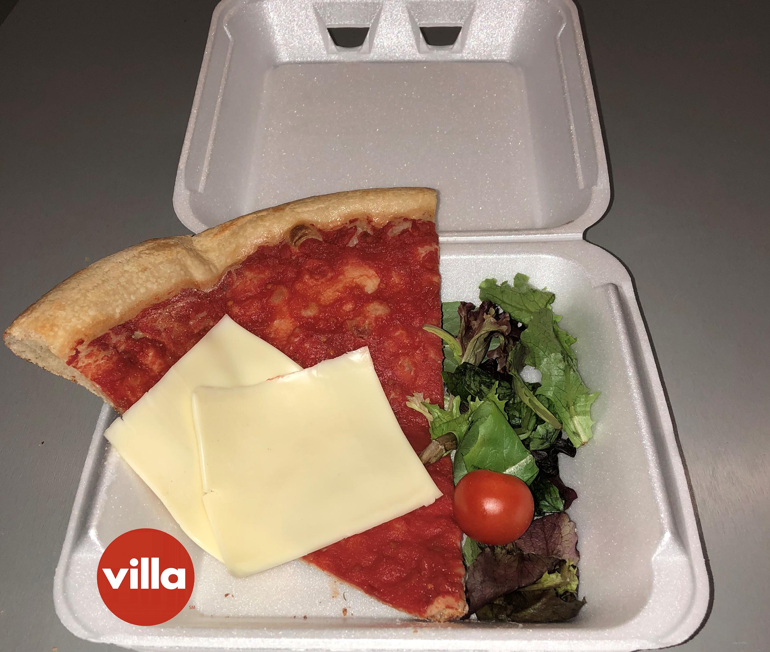 Villa Fresh Italian Kitchen Menu: Villa Italian Kitchen Is Parodying Fyre Fest With Cheese