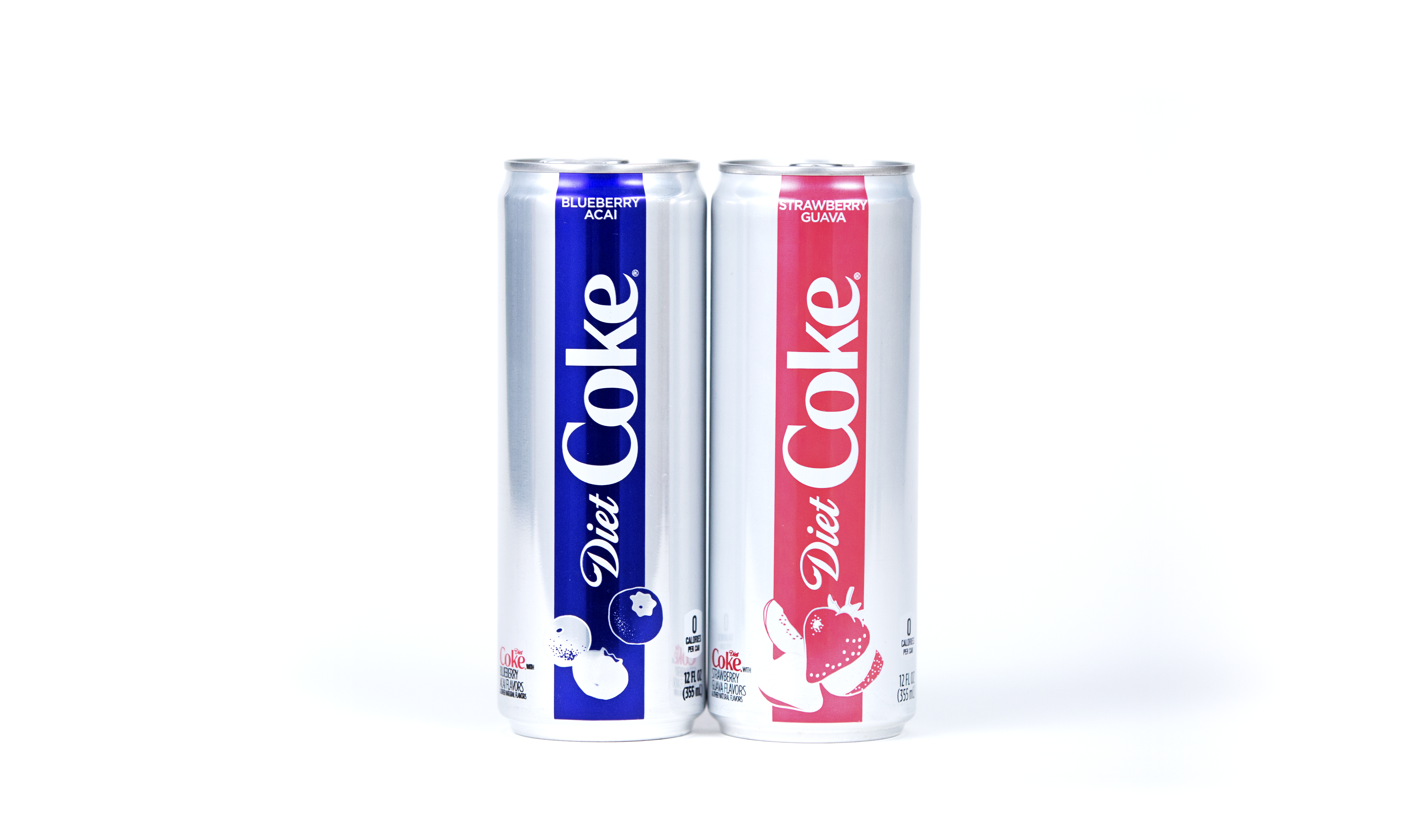 Diet Coke releases two new flavors to make you forget it's winter