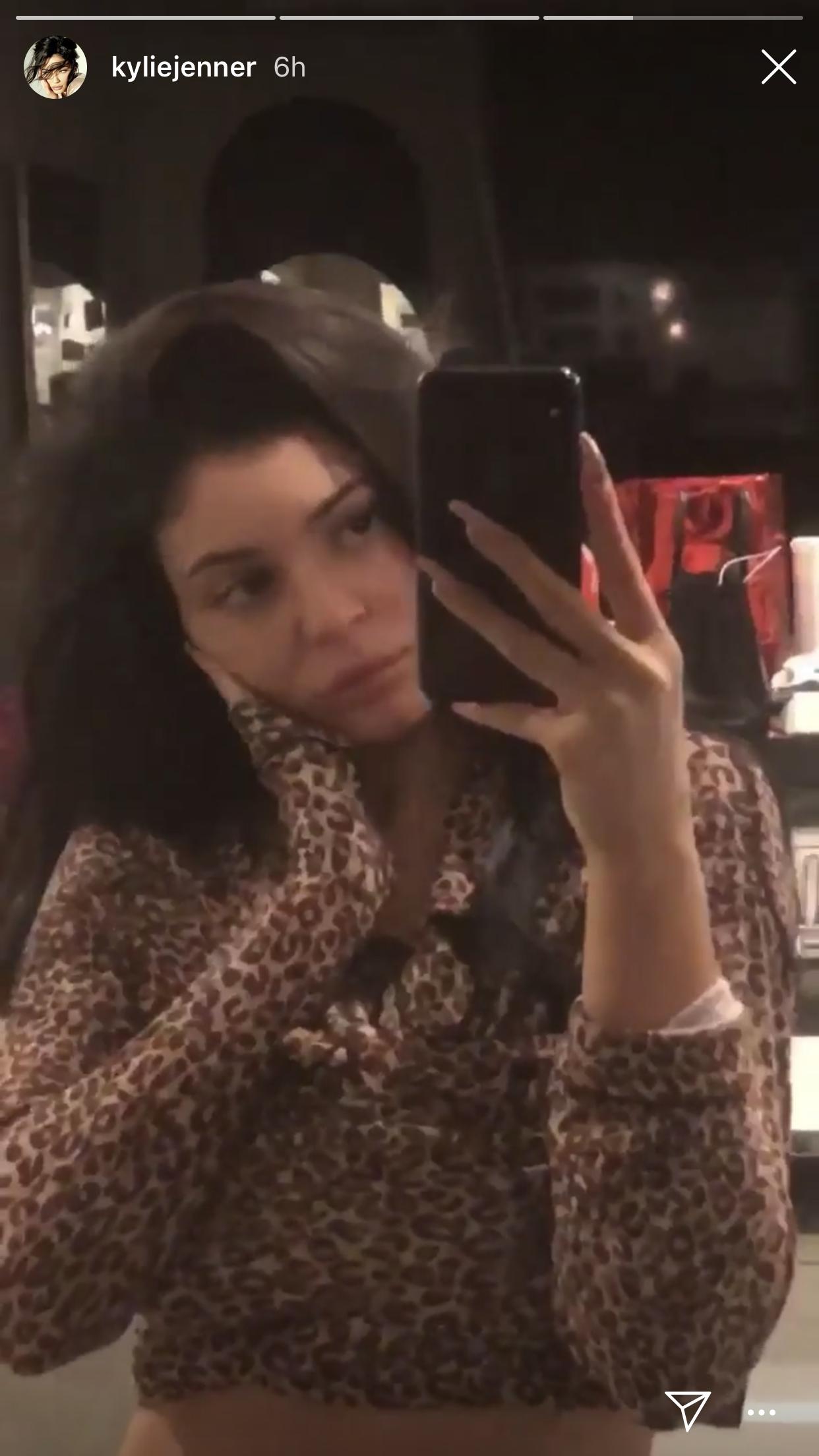 Khloe Kardashian, Kylie Jenner post cryptic Instagram Stories amid cheating scandal