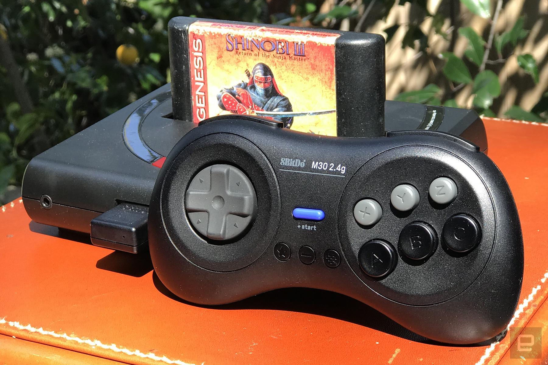 The Analogue Mega SG wins the retro gaming console war