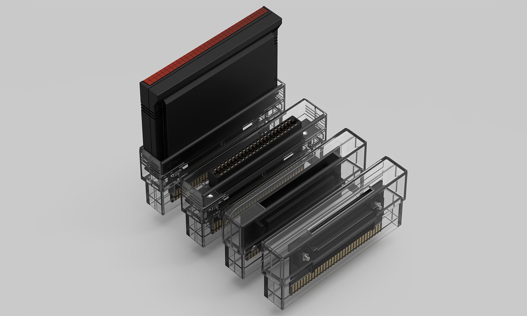 Analogue MegaSG adapters