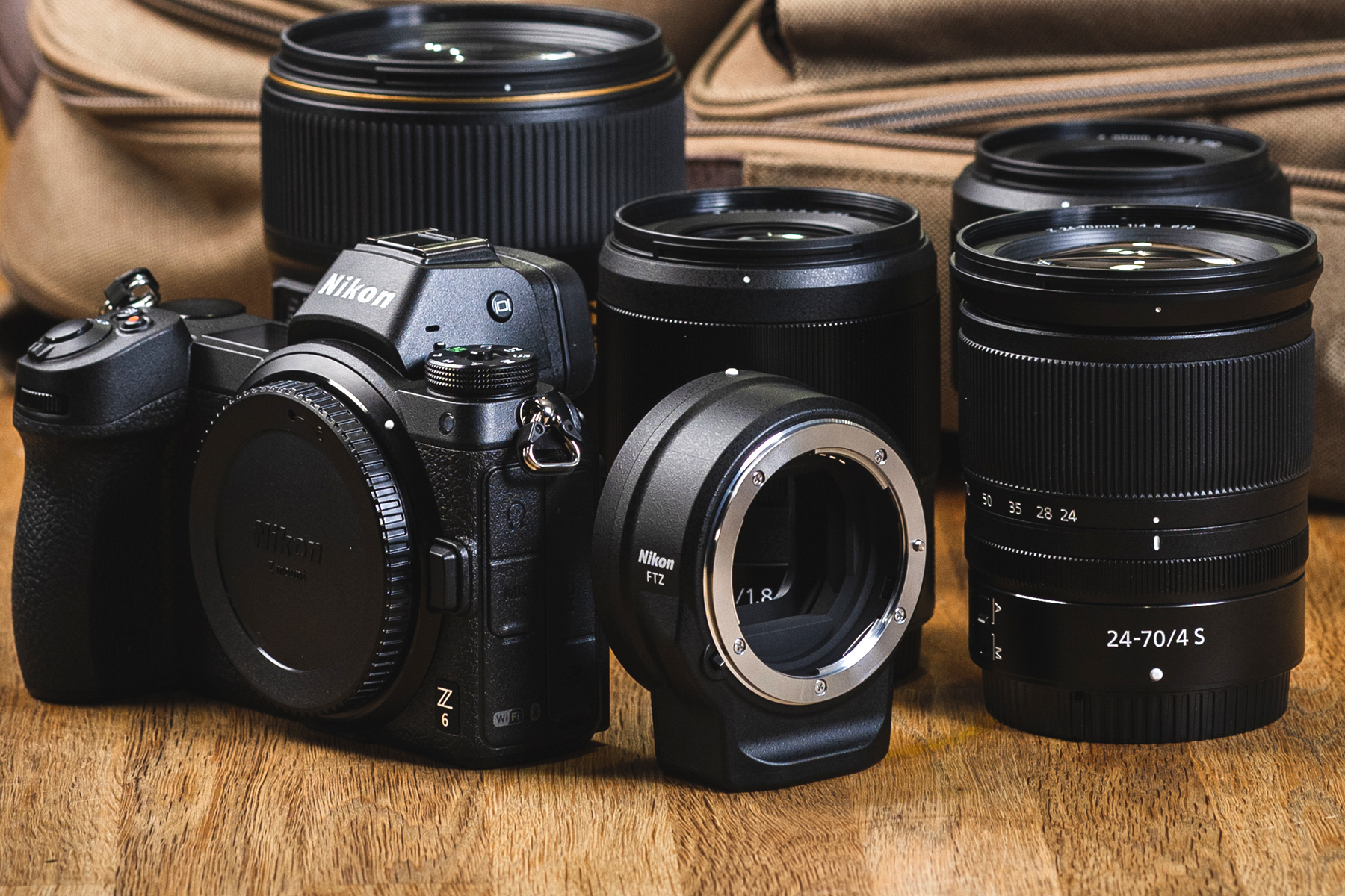 How to pick a lens for your mirrorless camera in 2019