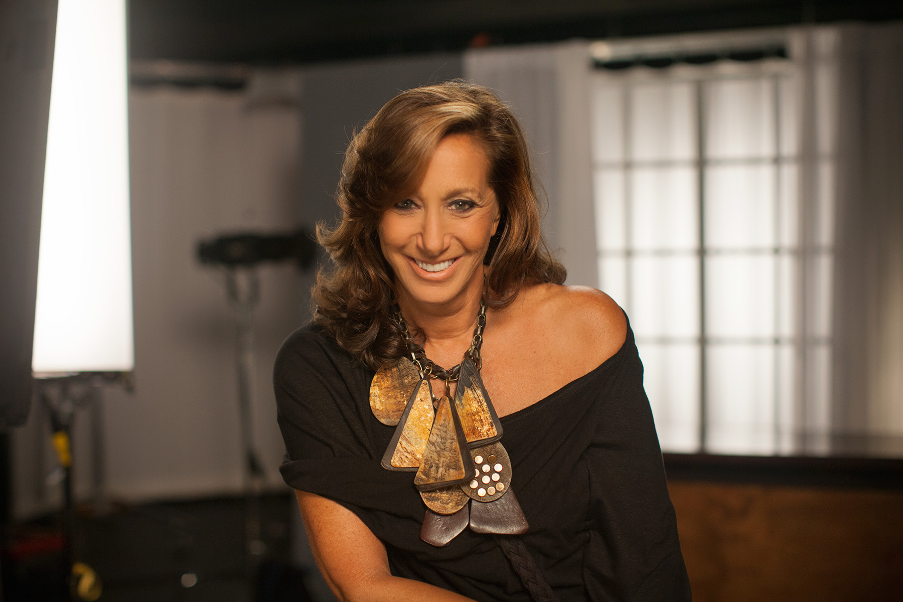 Donna Karan Fashion Designer Philanthropist