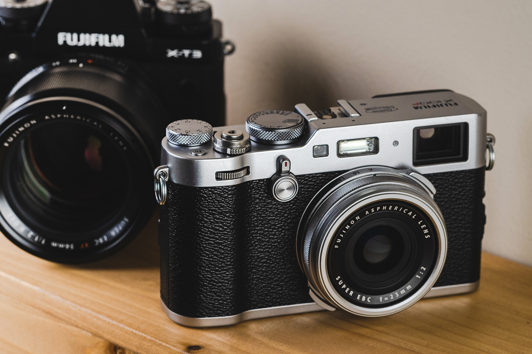 The Fujifilm X100f Is On Sale At 900 Engadget