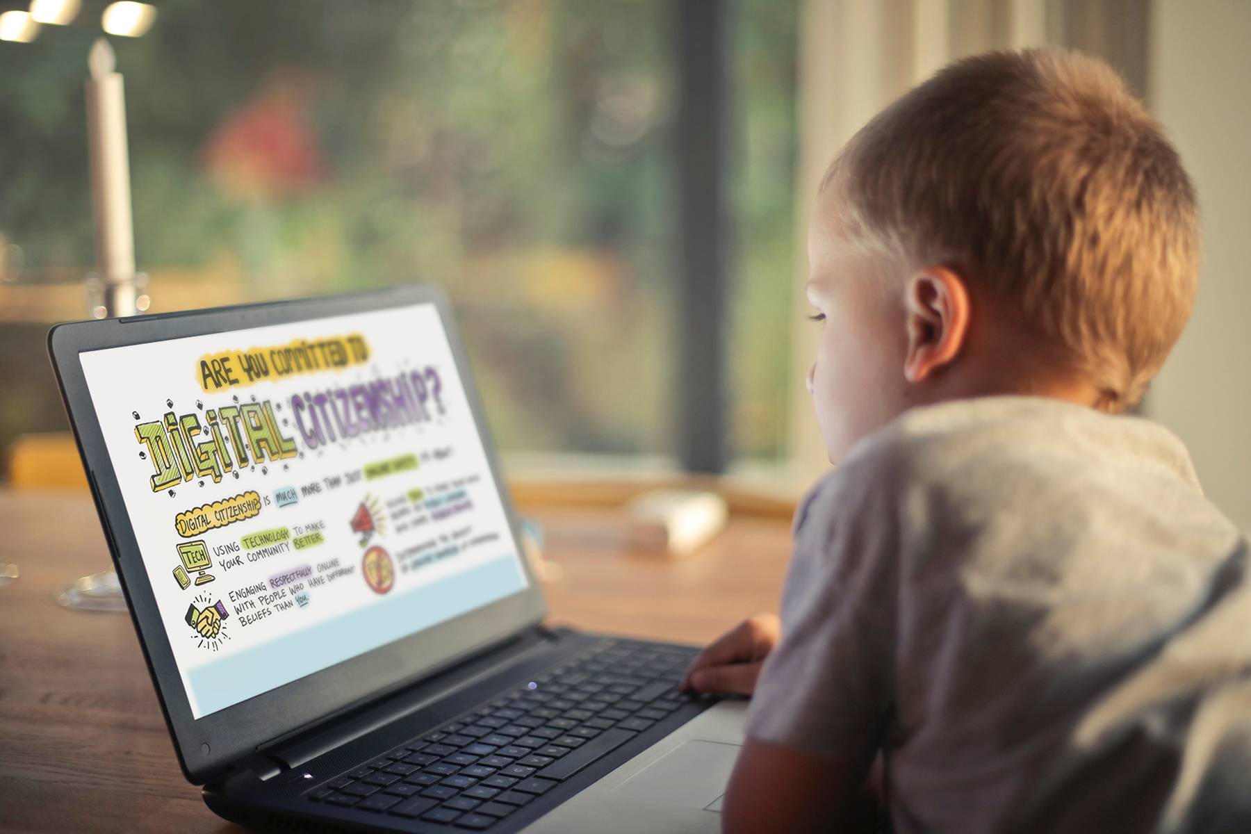 A parent's guide to raising a good digital citizen