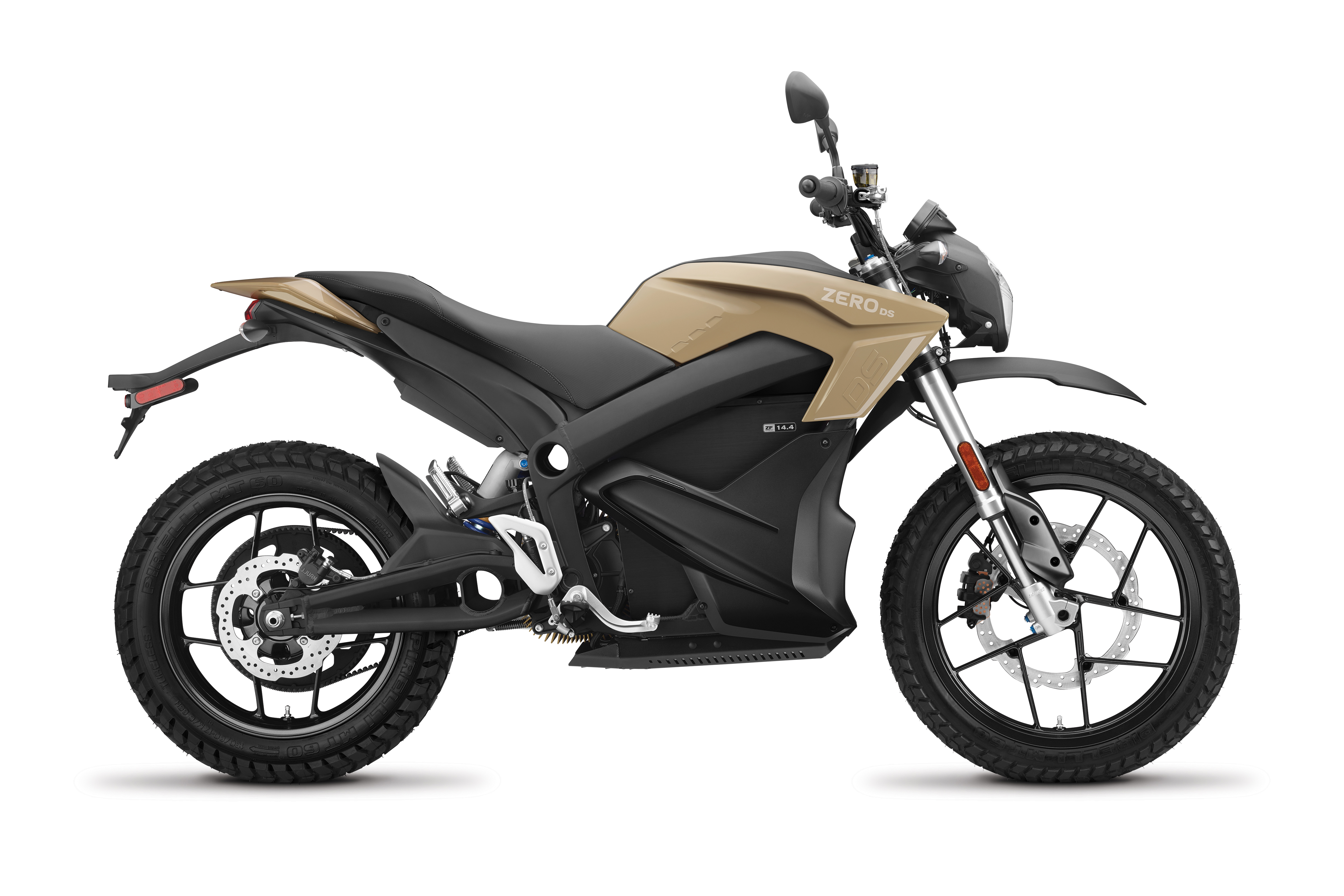 Zero Motorcycles DS Electric Motorcycle