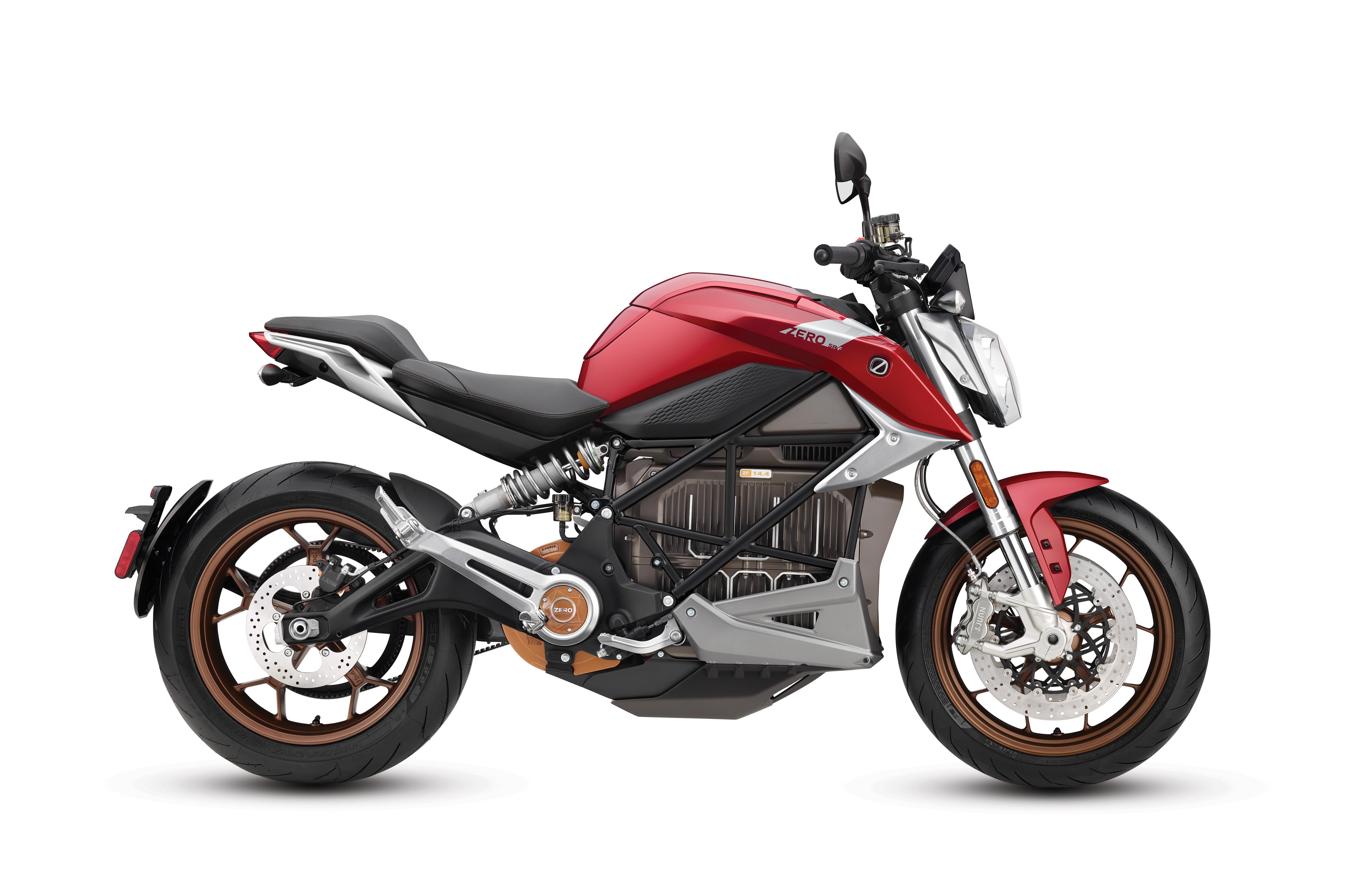 Zero Motorcycles SR/F (2020)
