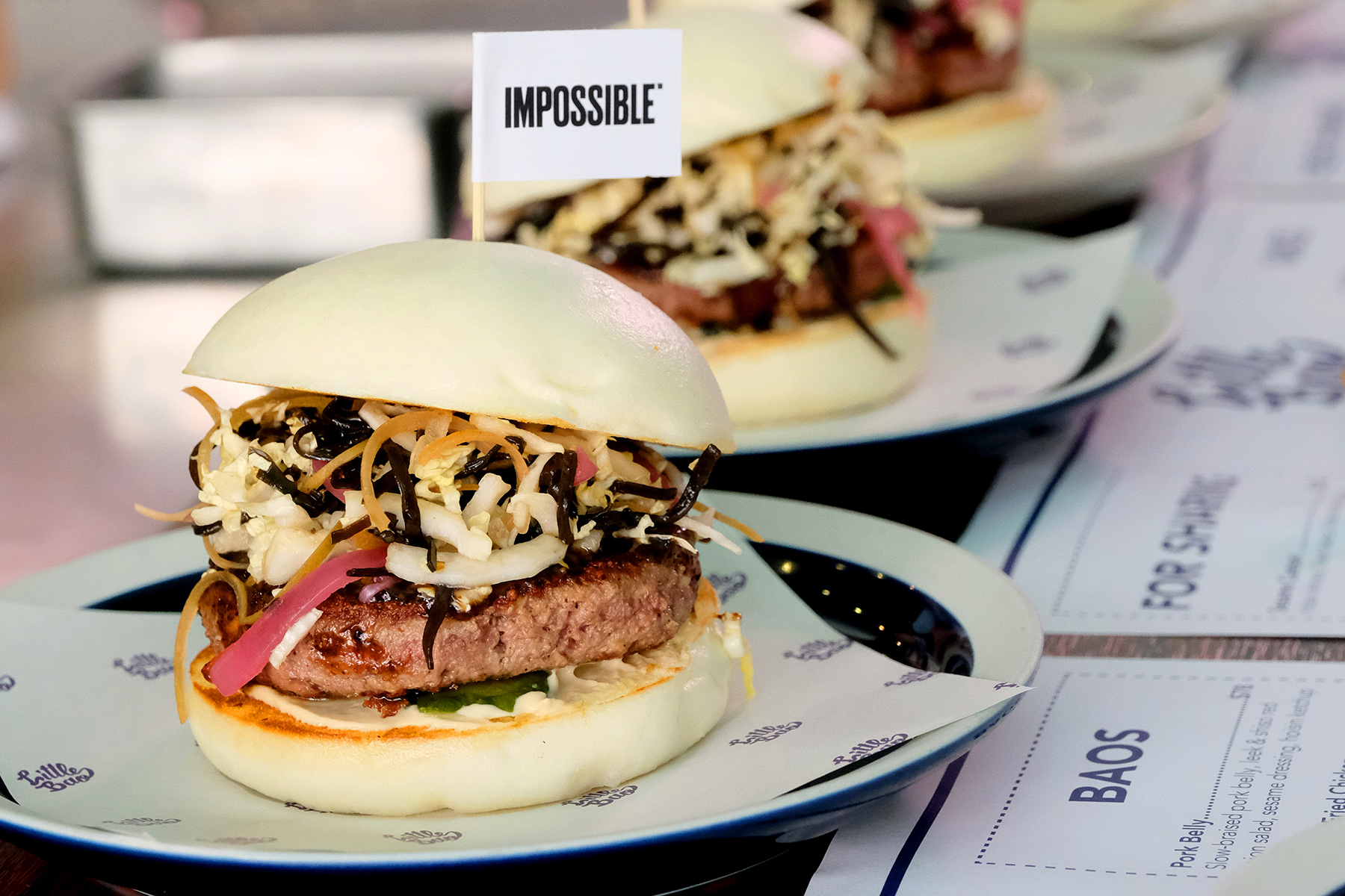 Impossible Foods' rising empire of almost-meat
