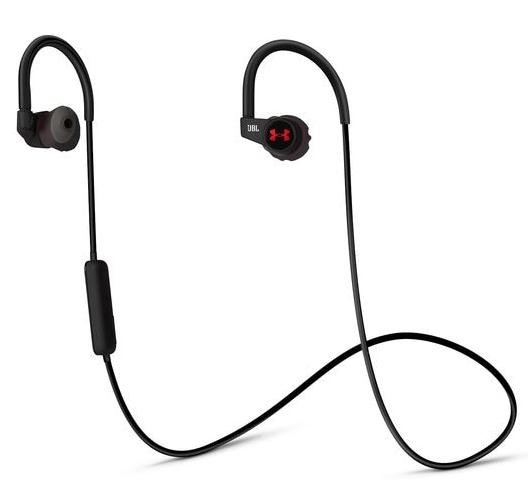 UA Headphones Wireless Heart Rate image