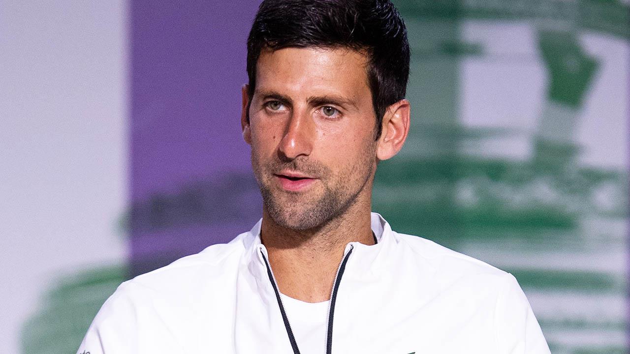 Wimbledon 2019 Novak Djokovic Fumes Over Atp Council Farce