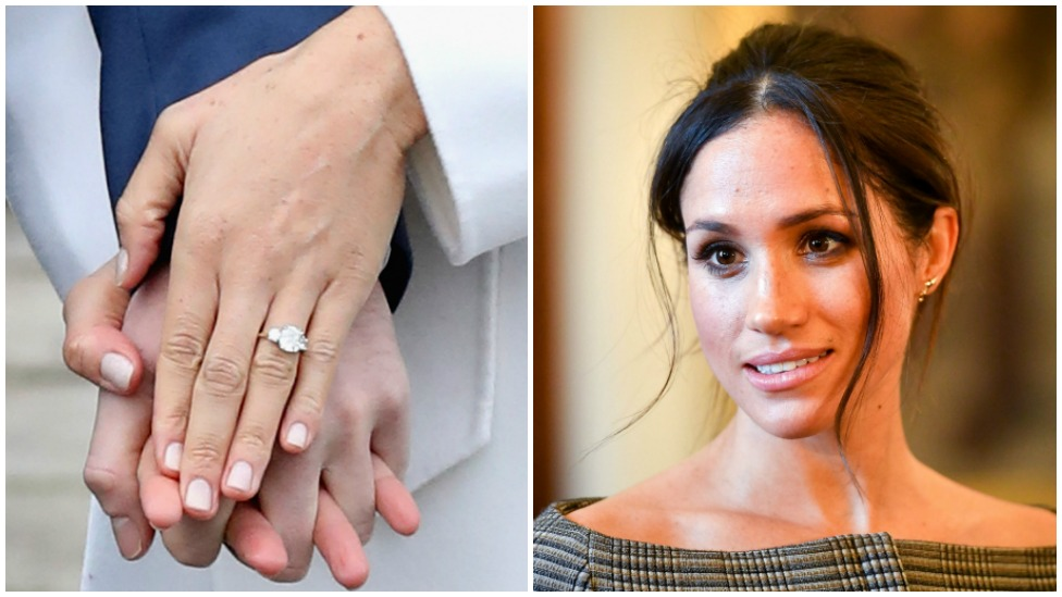 meghan markle hated her engagement ring says insiders meghan markle hated her engagement